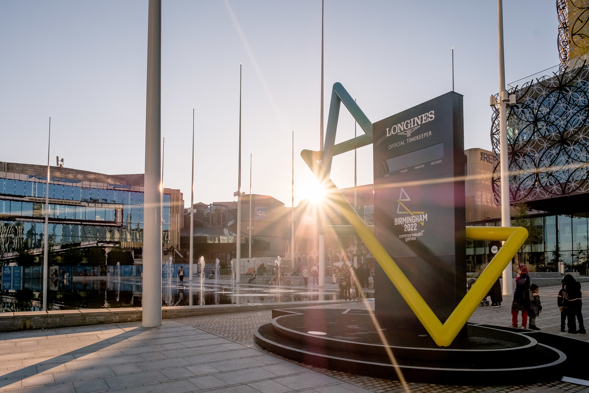 Top-quality hotels will await those visiting Birmingham for the 2022 Commonwealth Games ©Birmingham City Council