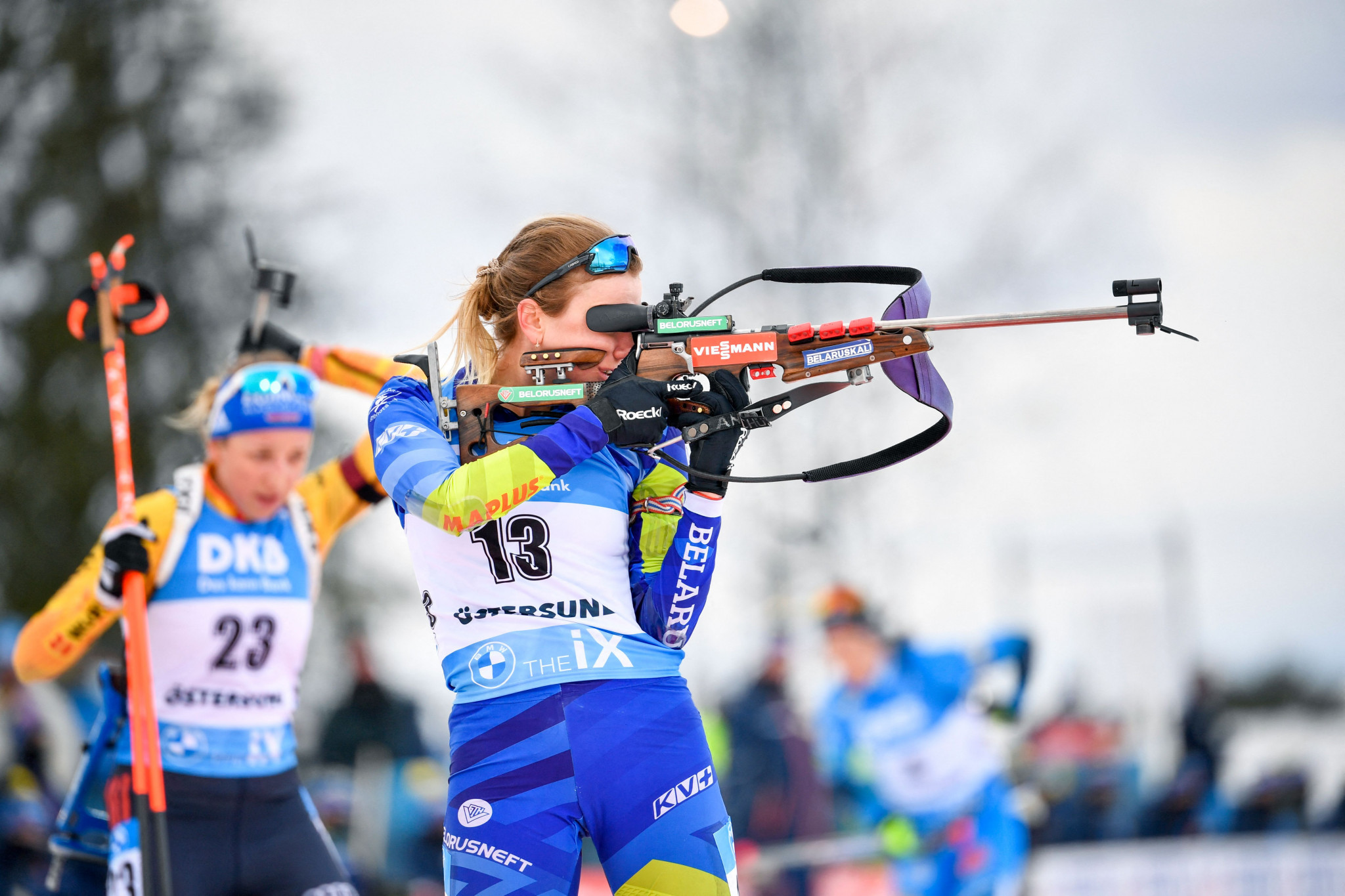 Belarus removed as host of IBU World Cup event in 2022