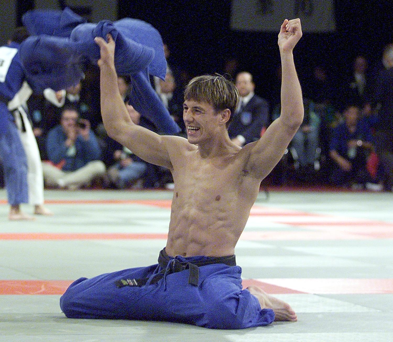 World bronze medallist and European champion Patrick van Kalken founded Essimo ©Getty Images