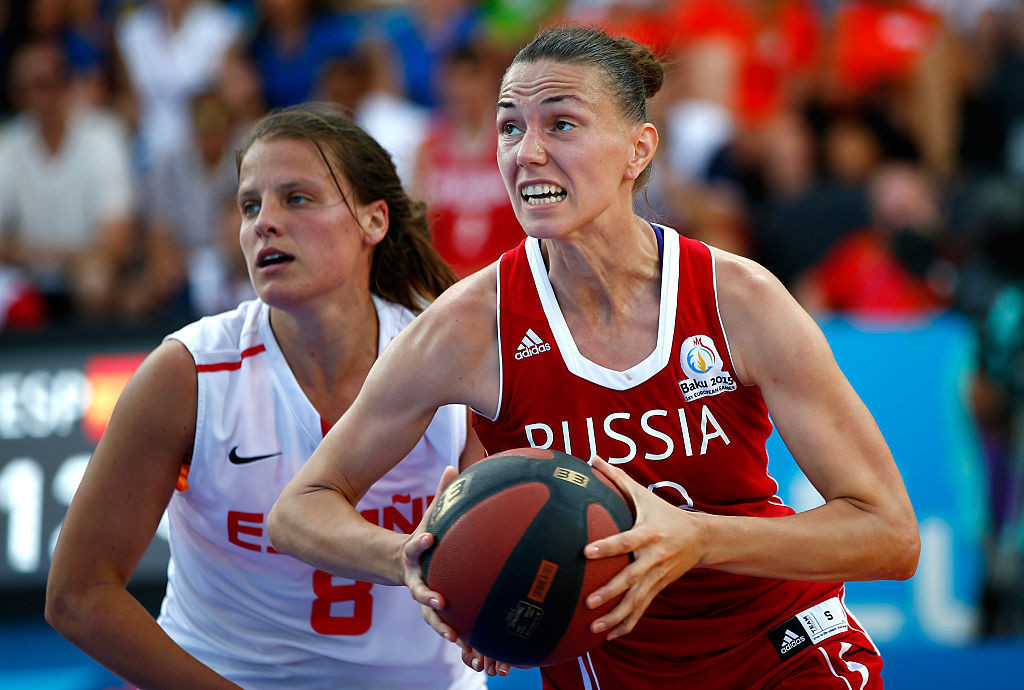 Men's and women's 3x3 tournaments are due to be staged at the 2023 European Games ©Getty Images