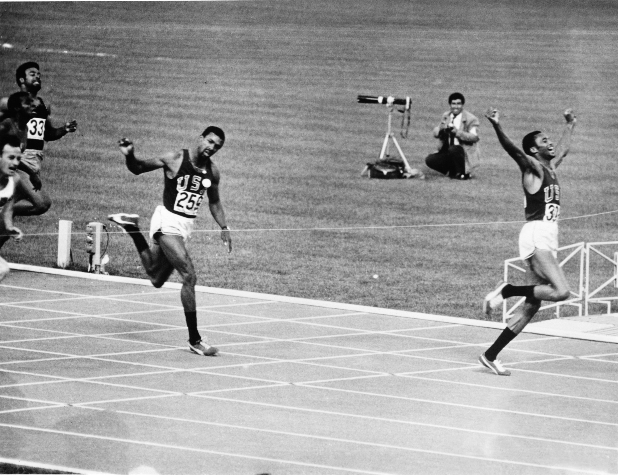 """Our columnist argues that the actions of Tommie Smith, Peter Norman and John Carlos at the Mexico 1968 Olympics represent """"the start of a way of athletes using their voice"""" ©Getty Images"""