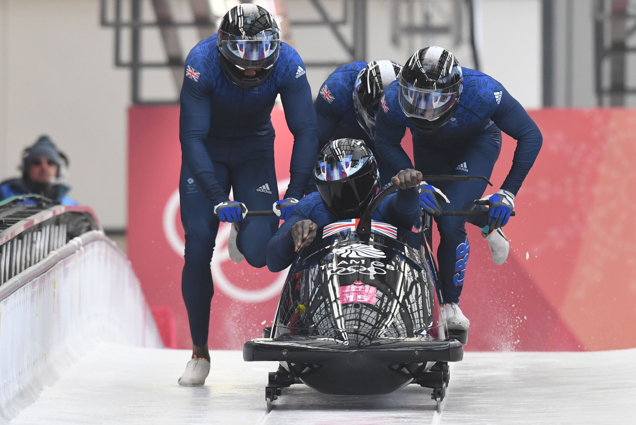 Harwin signs on as sponsor of British bobsleigh team