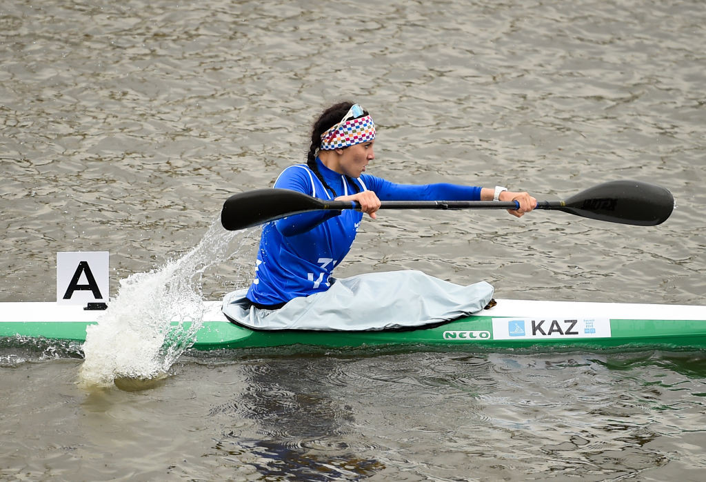 The ICF Canoe Sprint Global Olympic qualifier that starts in Siberia tomorrow offers a single quota place for Tokyo 2020 in each of three men's and three women's events ©Getty Images