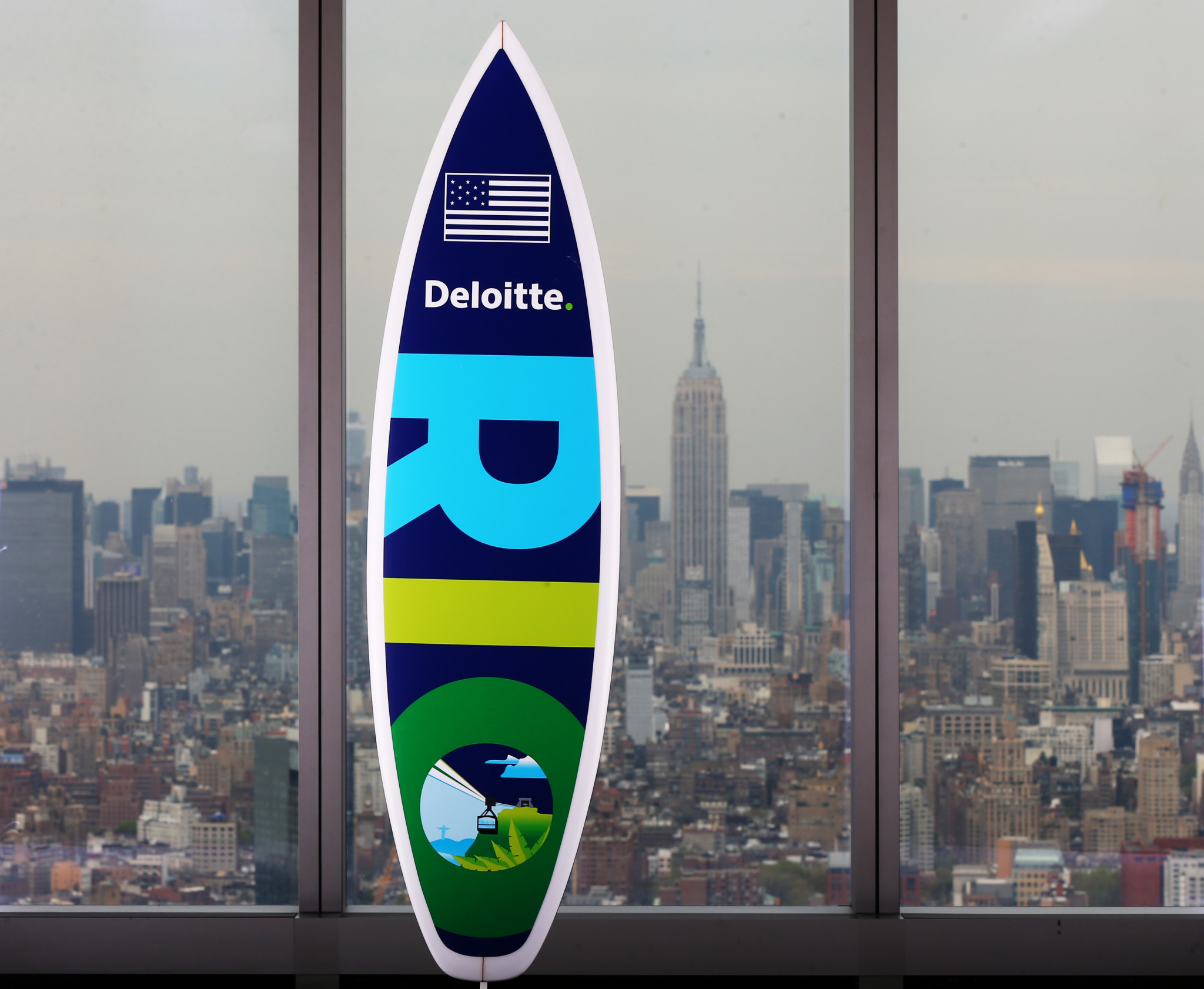 Deloitte will continue its sponsorship of Team USA which stretches back to 2009 ©Getty Images