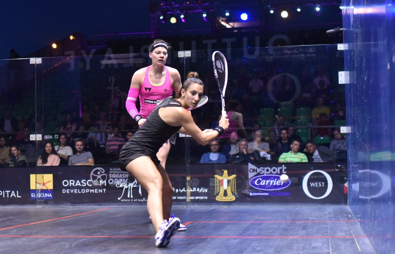 The El Gouna International Squash Open that starts in Egypt tomorrow will feature new levels of COVID-19 testing ©PSA