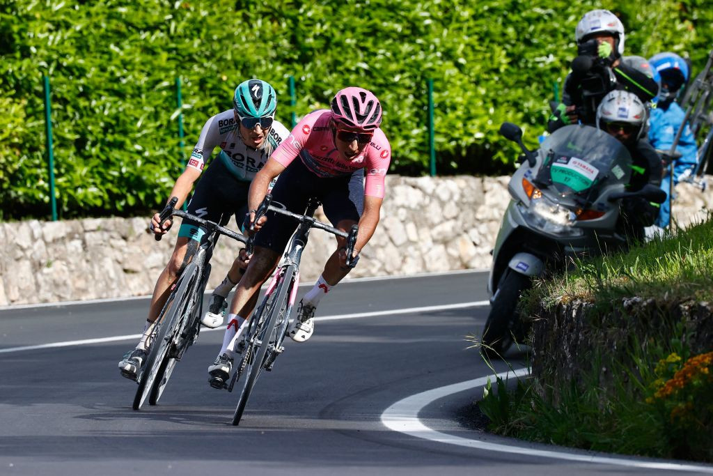 Schmid earns first Grand Tour win in Giro 11th stage as Bernal extends overall lead