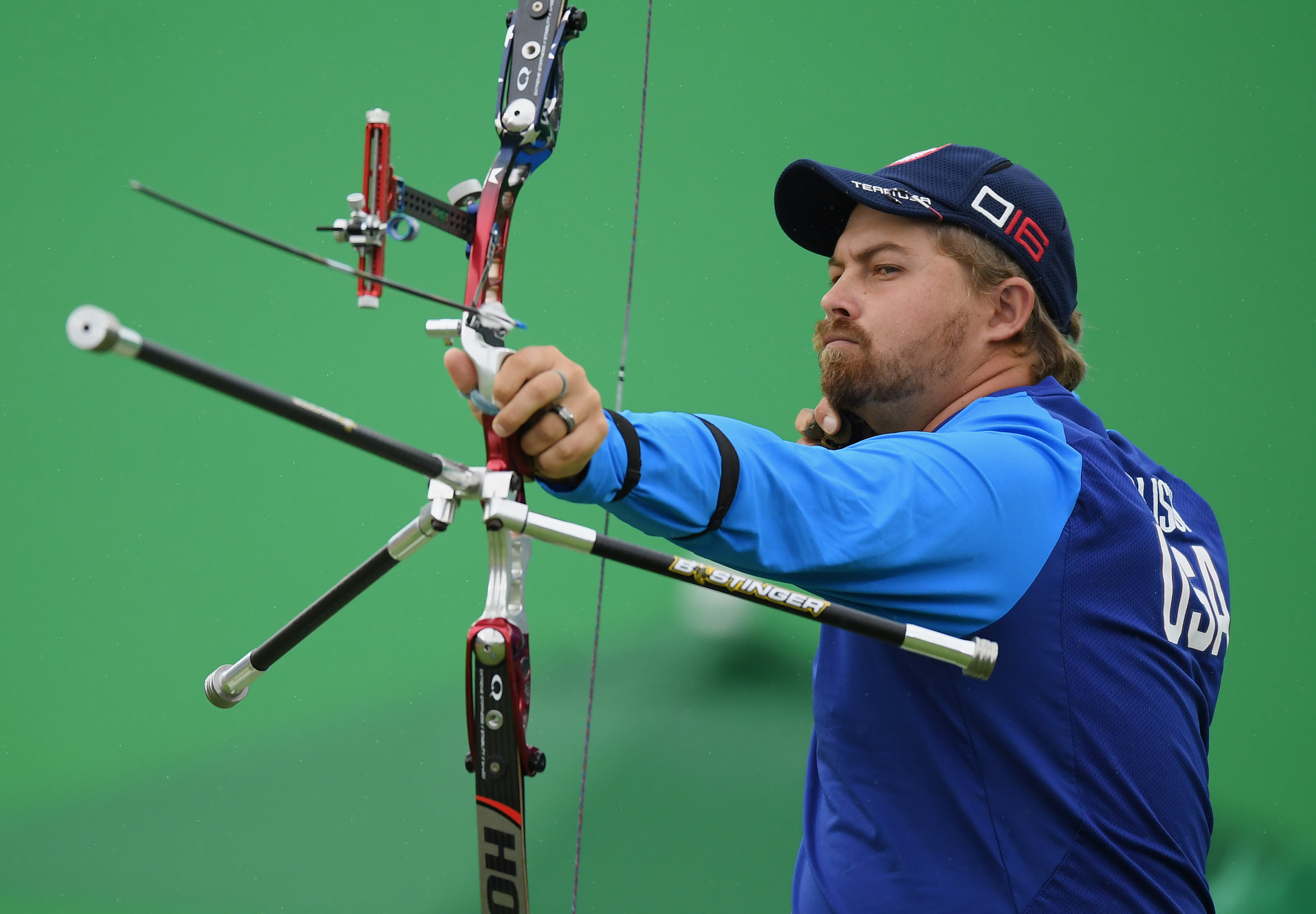 Ellison and Schloesser through to final four at Lausanne Archery World Cup