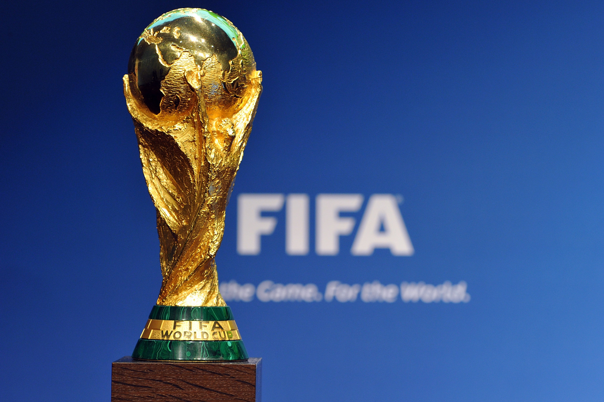 FIFA will discuss a proposal to hold the World Cup and Women's World Cup every two years ©Getty Images