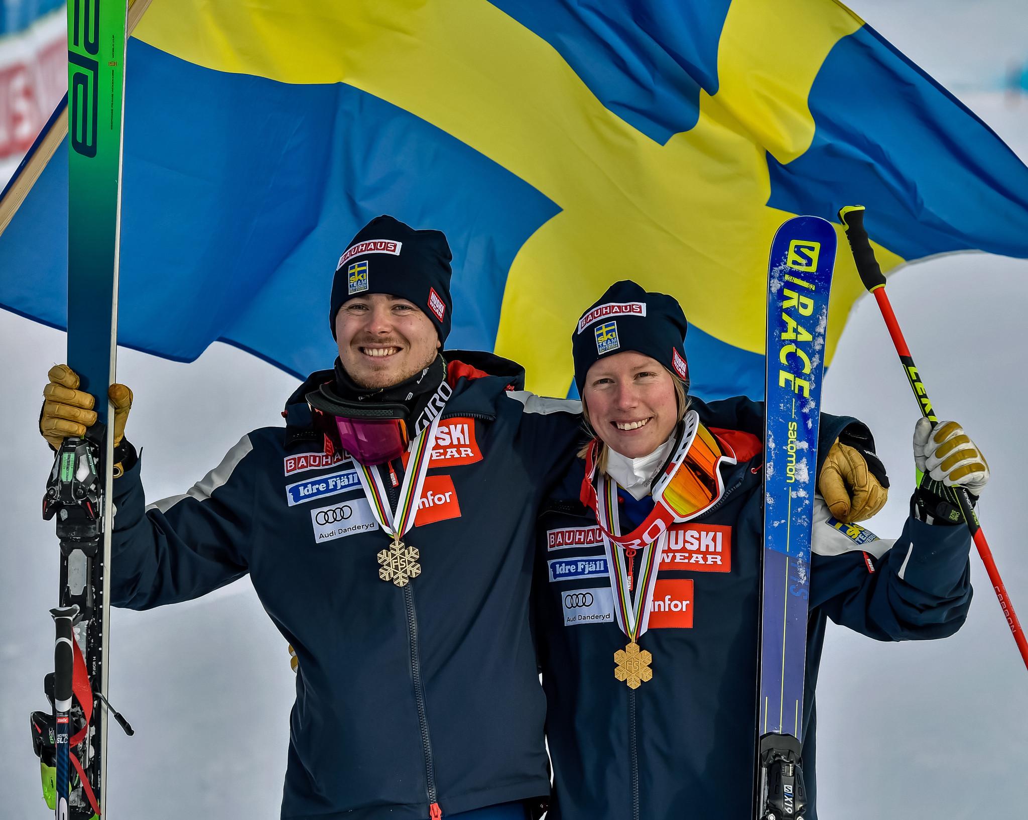 Ski cross world champion Näslund among athletes added to Swedish squad for Beijing 2022