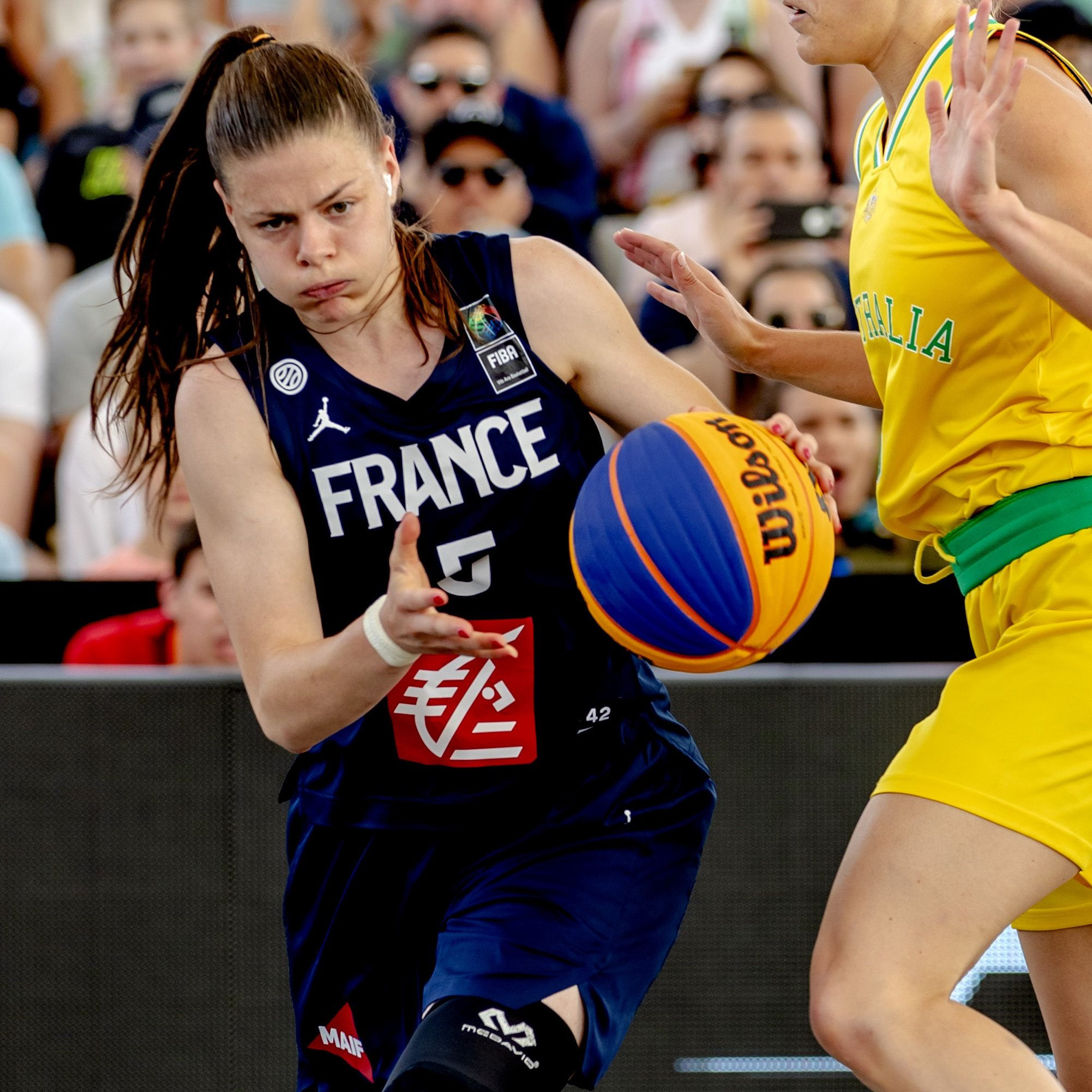 Champions France return to FIBA 3x3 Women's Series with home-court advantage