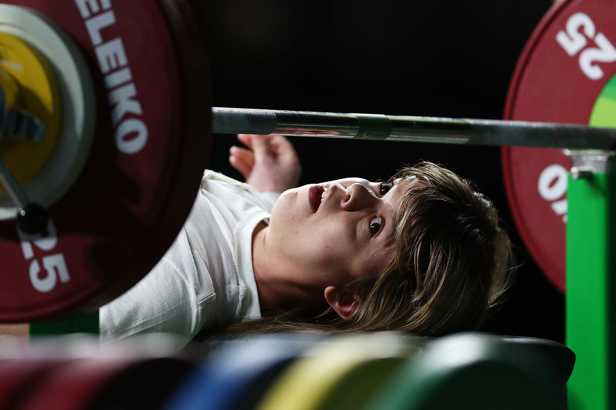 Newson among winners on day one of Tbilisi World Para Powerlifting World Cup