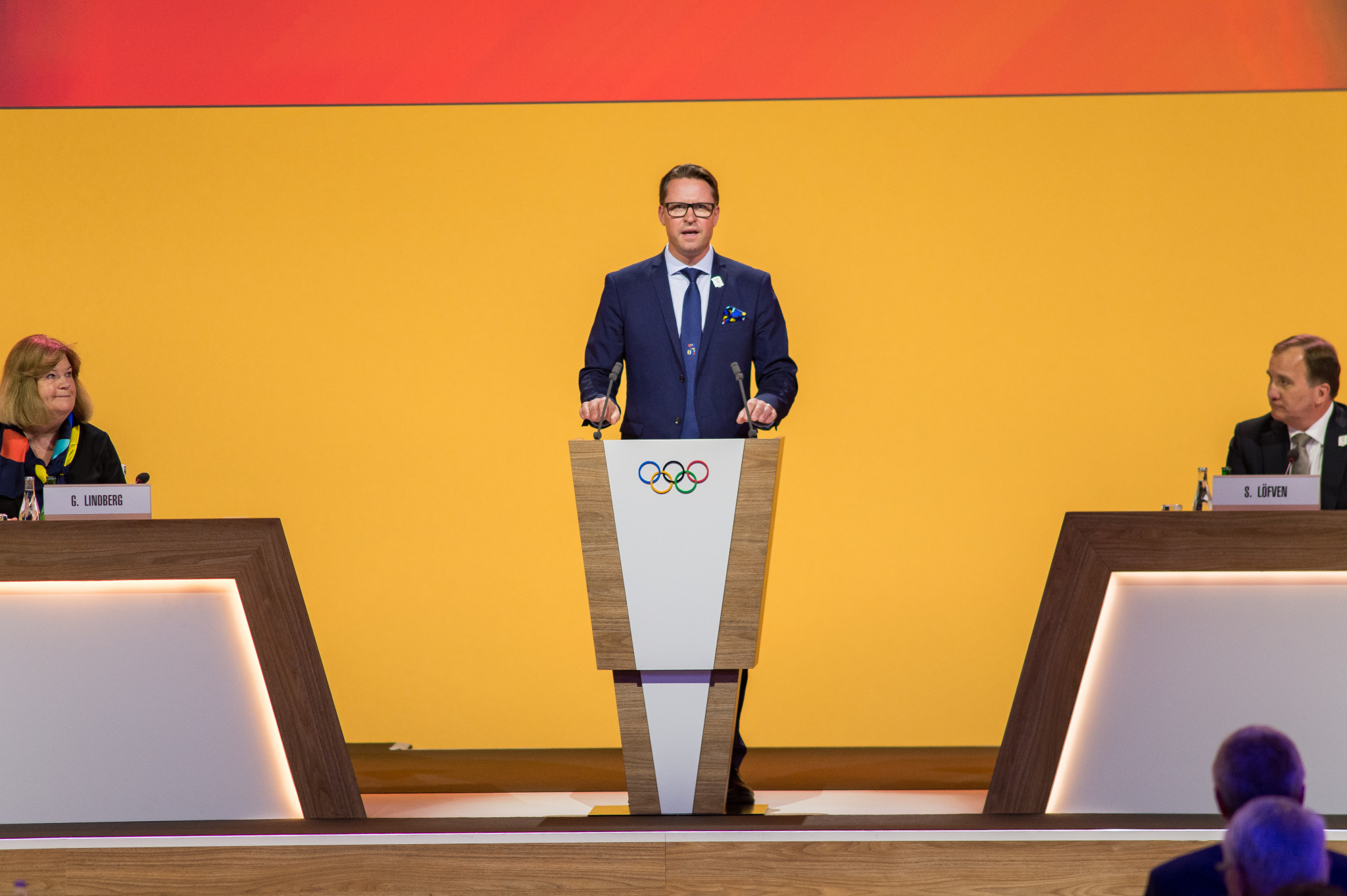 Swedish Olympic Committee President Mats Årjes wants to become the new head of the International Ski Federation ©Getty Images