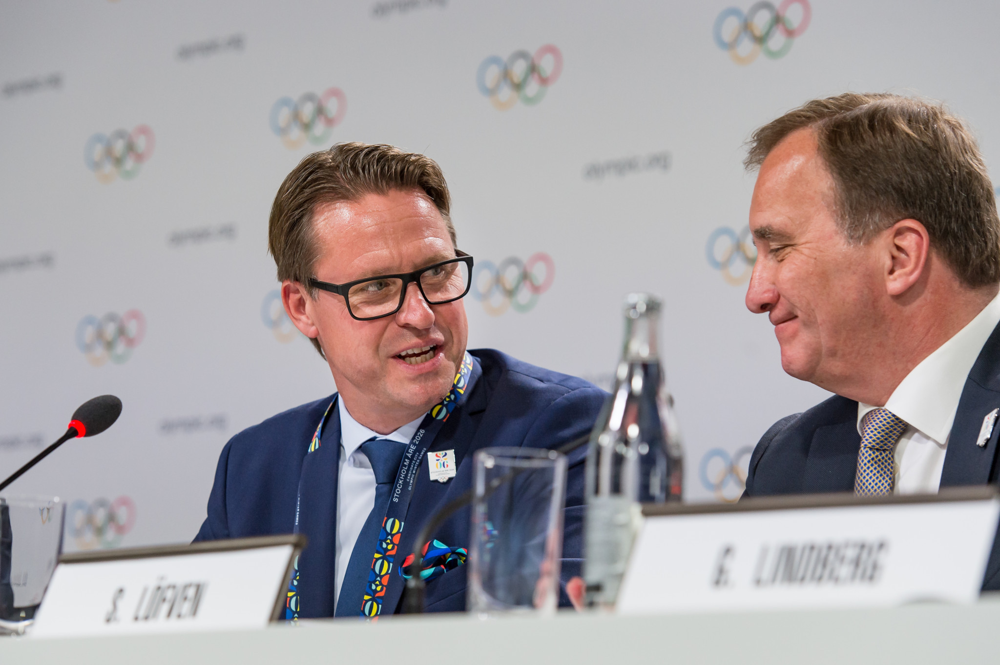 FIS vice-president Mats Årjes believes the organisation can improve across the board ©Getty Images