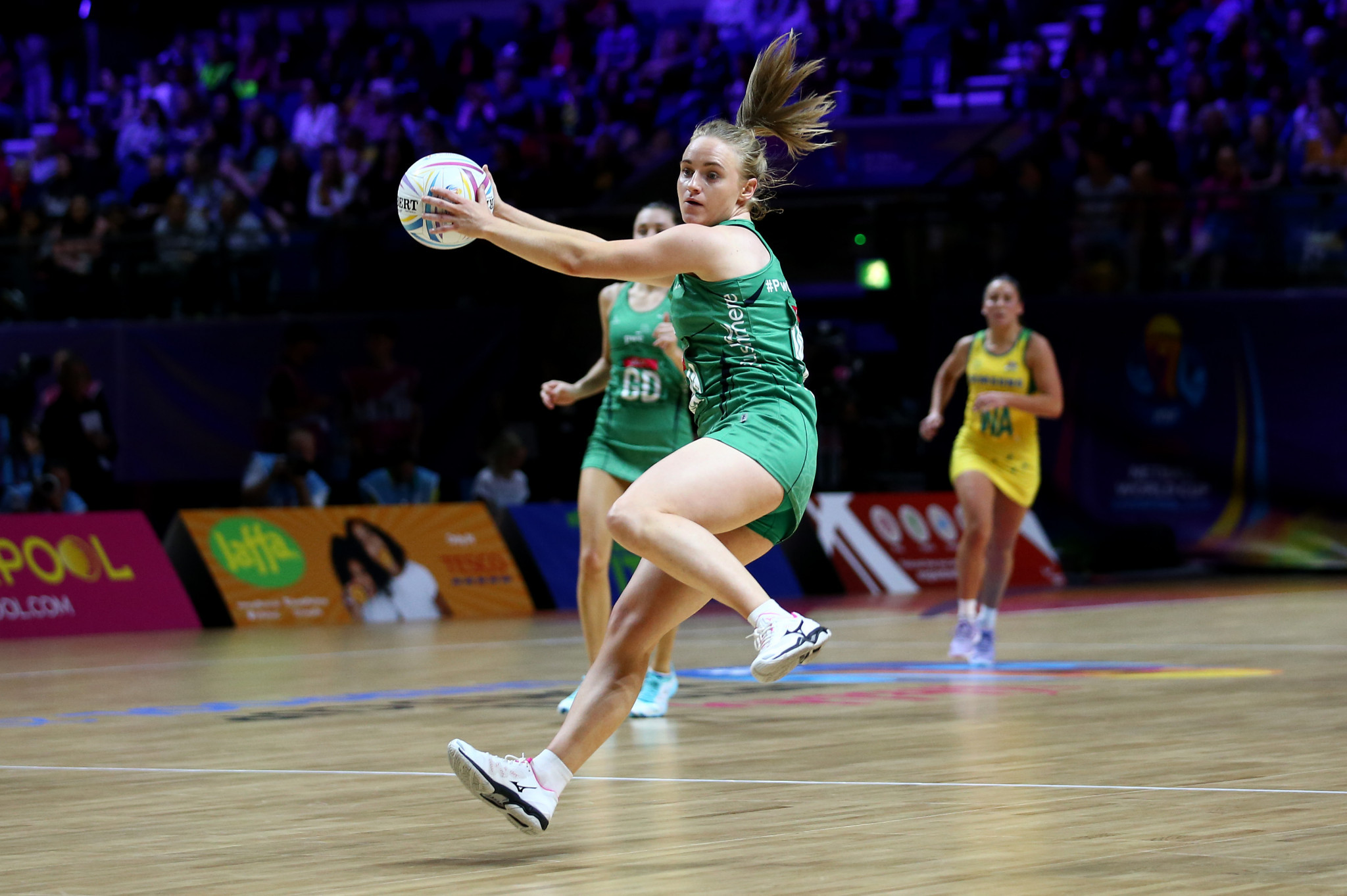 Rice targets Birmingham 2022 after fourth appointment as Northern Ireland netball head coach