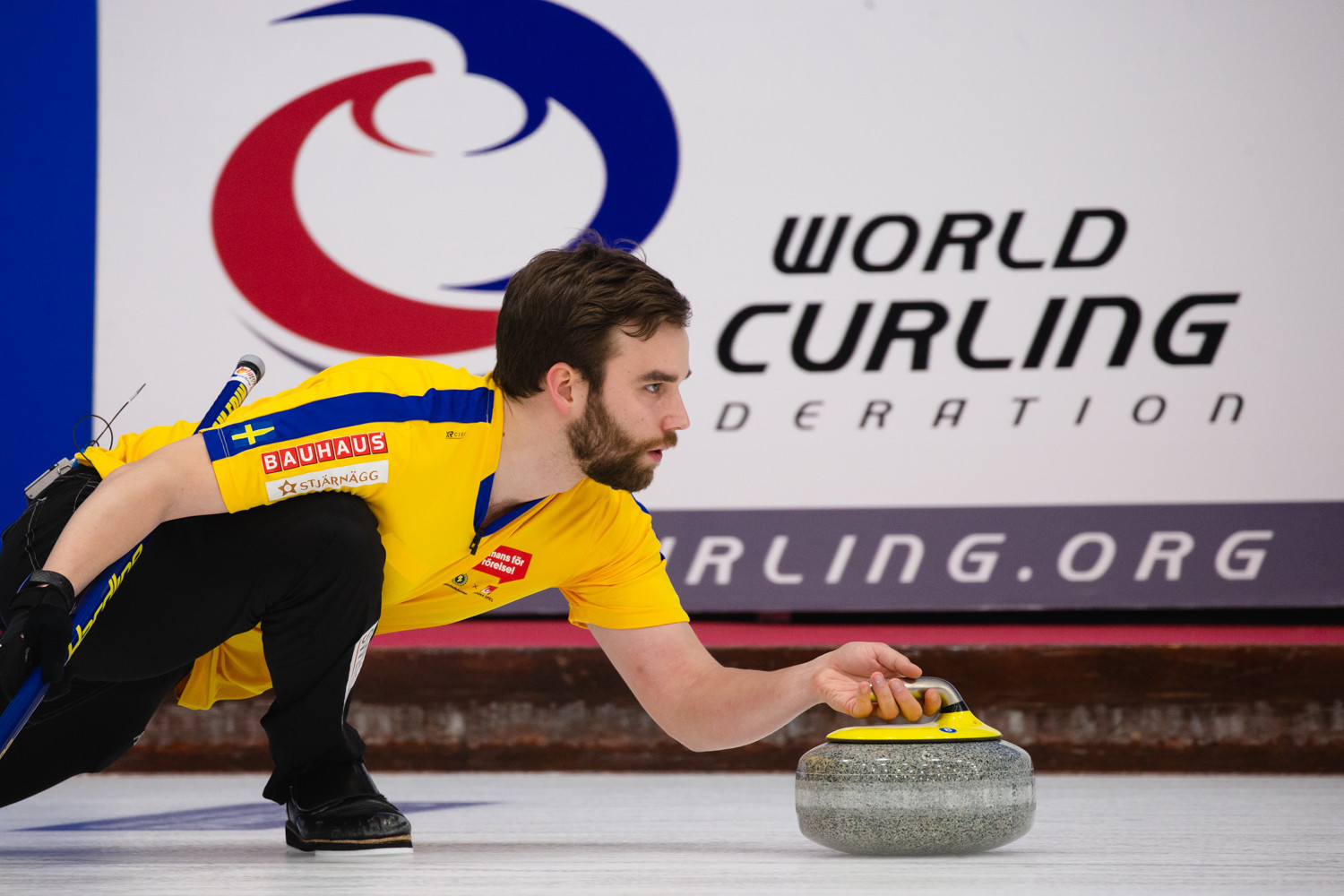 Sweden qualify for World Mixed Doubles Curling Championship playoff stage as they maintain unbeaten run