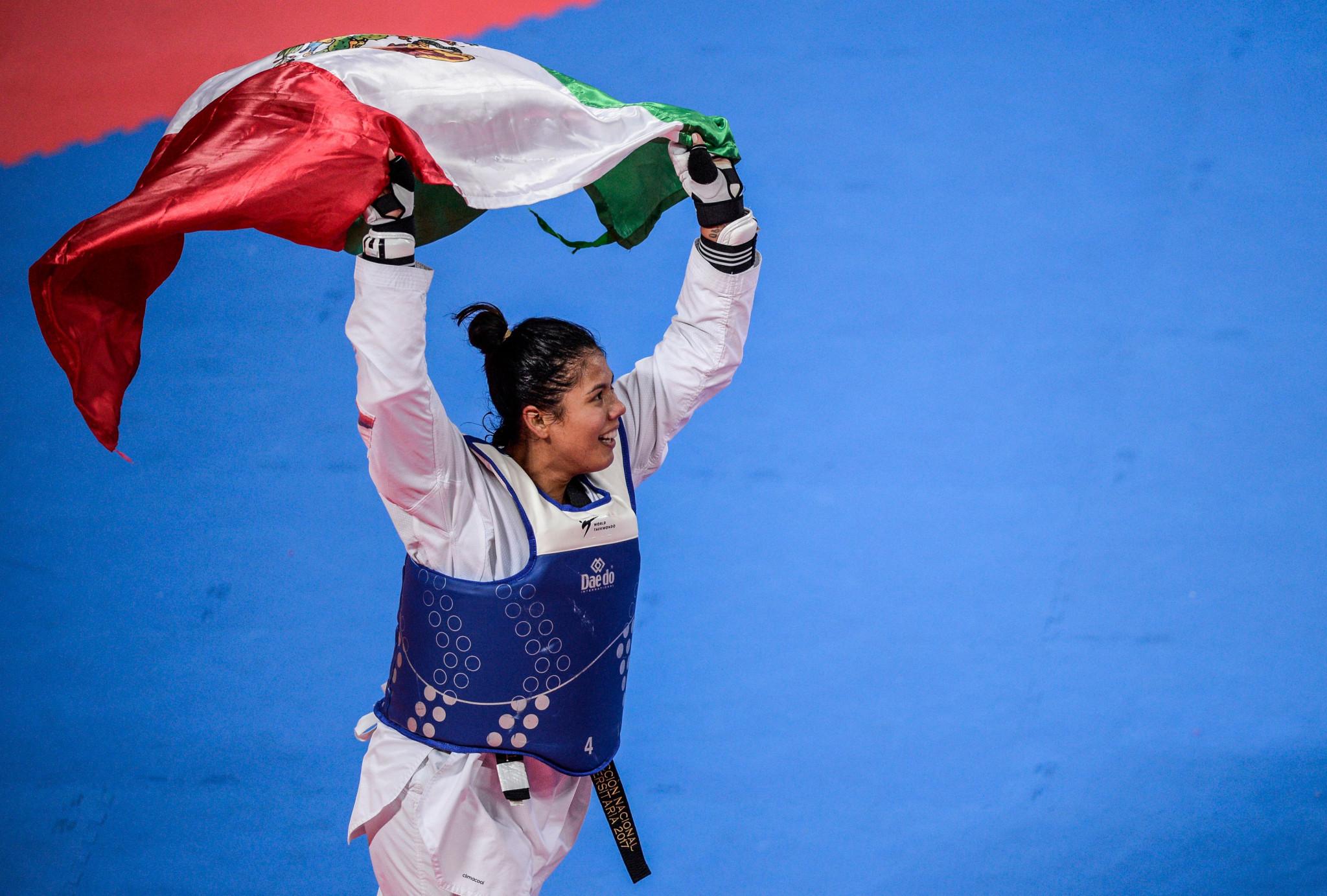 Acosta beats Espinoza again to book Mexican taekwondo spot at Tokyo 2020