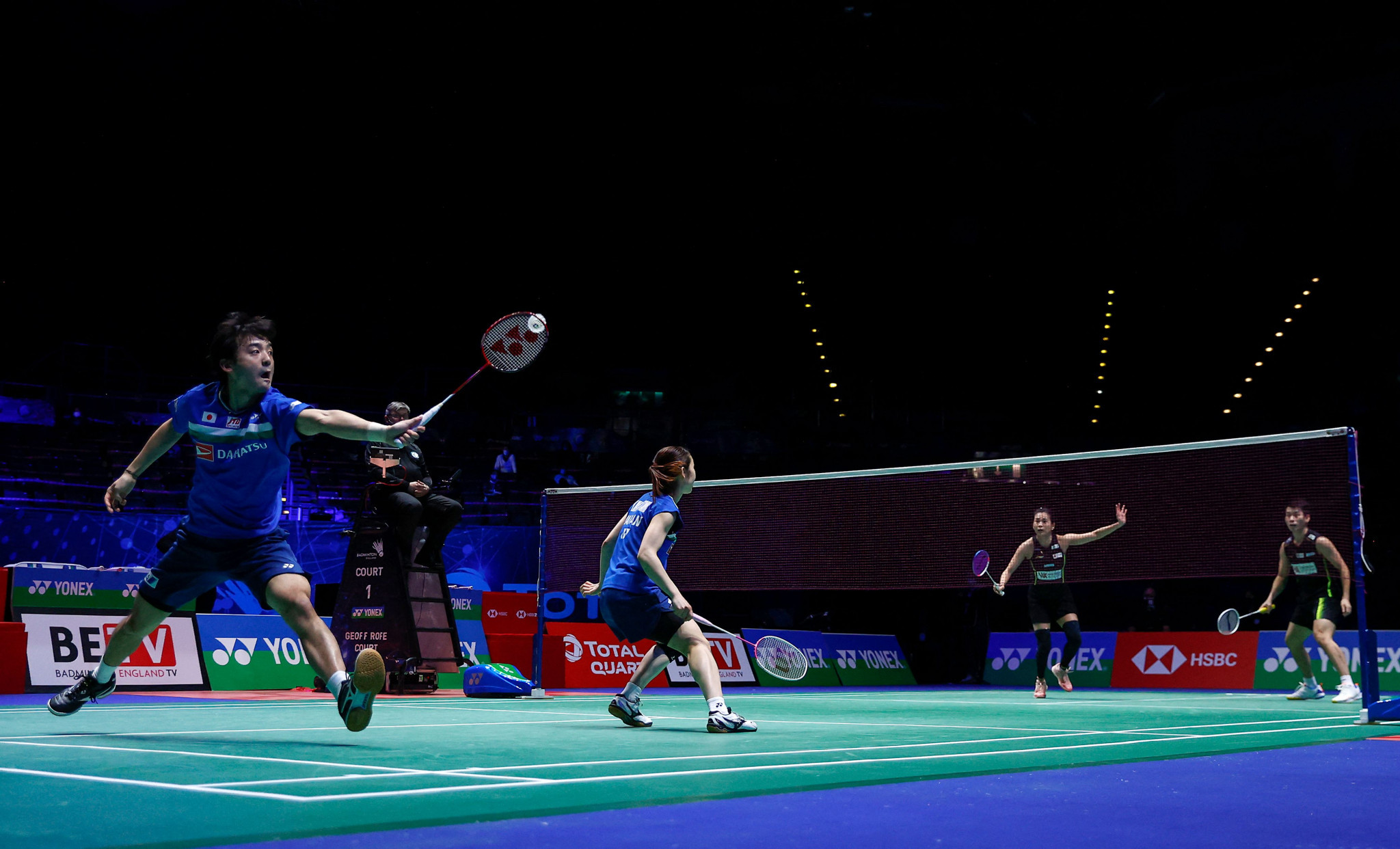 Members of the Badminton World Federation are set to vote on changes to the scoring system at tomorrow's AGM ©Getty Images