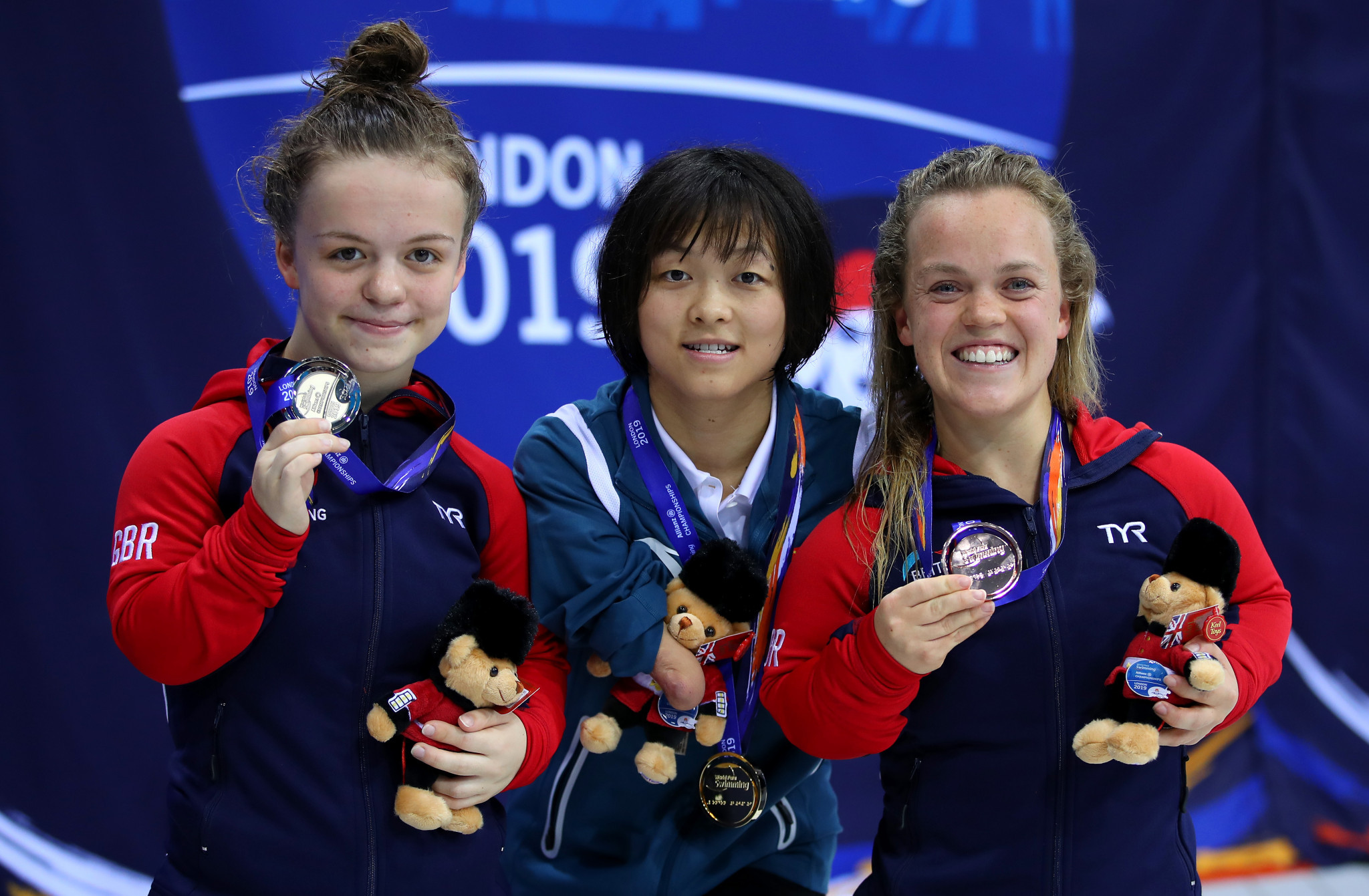 In excess of 600 swimmers competed at the 2019 World Championships in London ©Getty Images