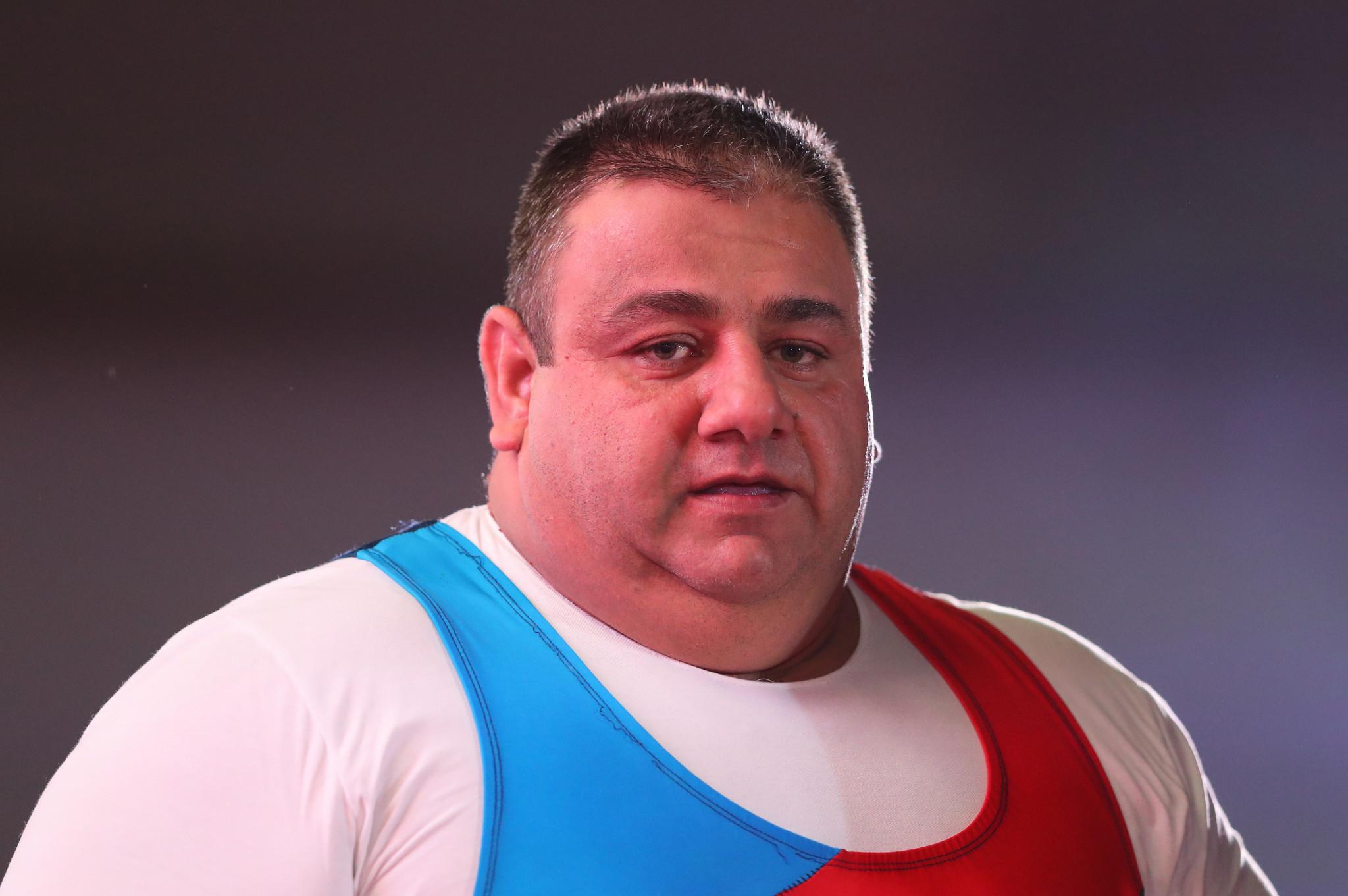 Huseynov and Aslanov earn Azerbaijani gold medals at Para Powerlifting World Cup