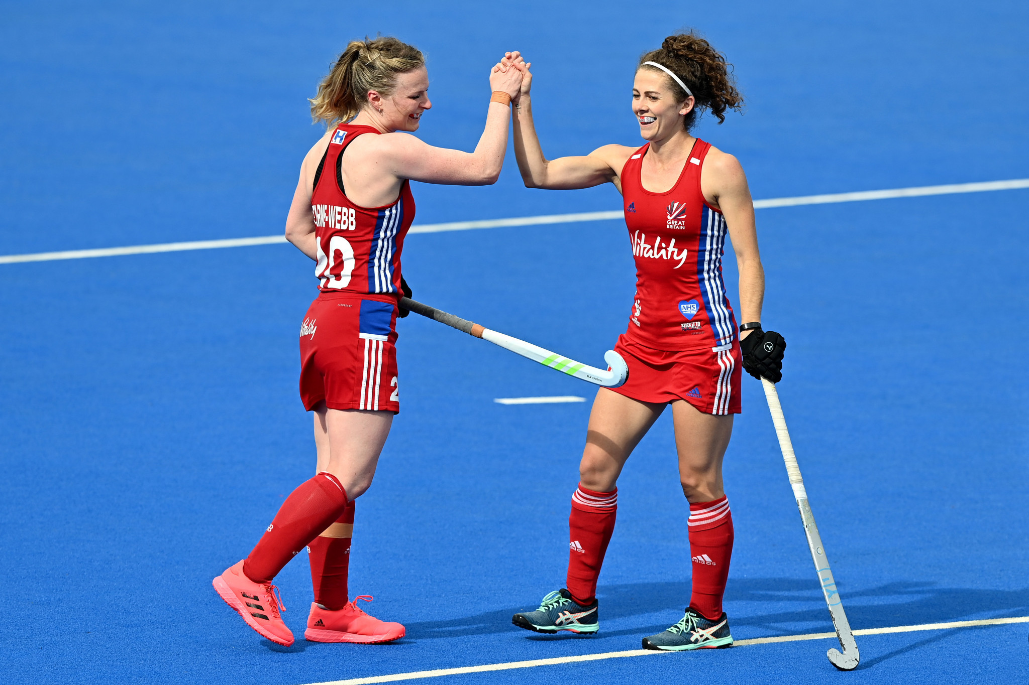 Britain thump hapless United States in women's FIH Hockey Pro League