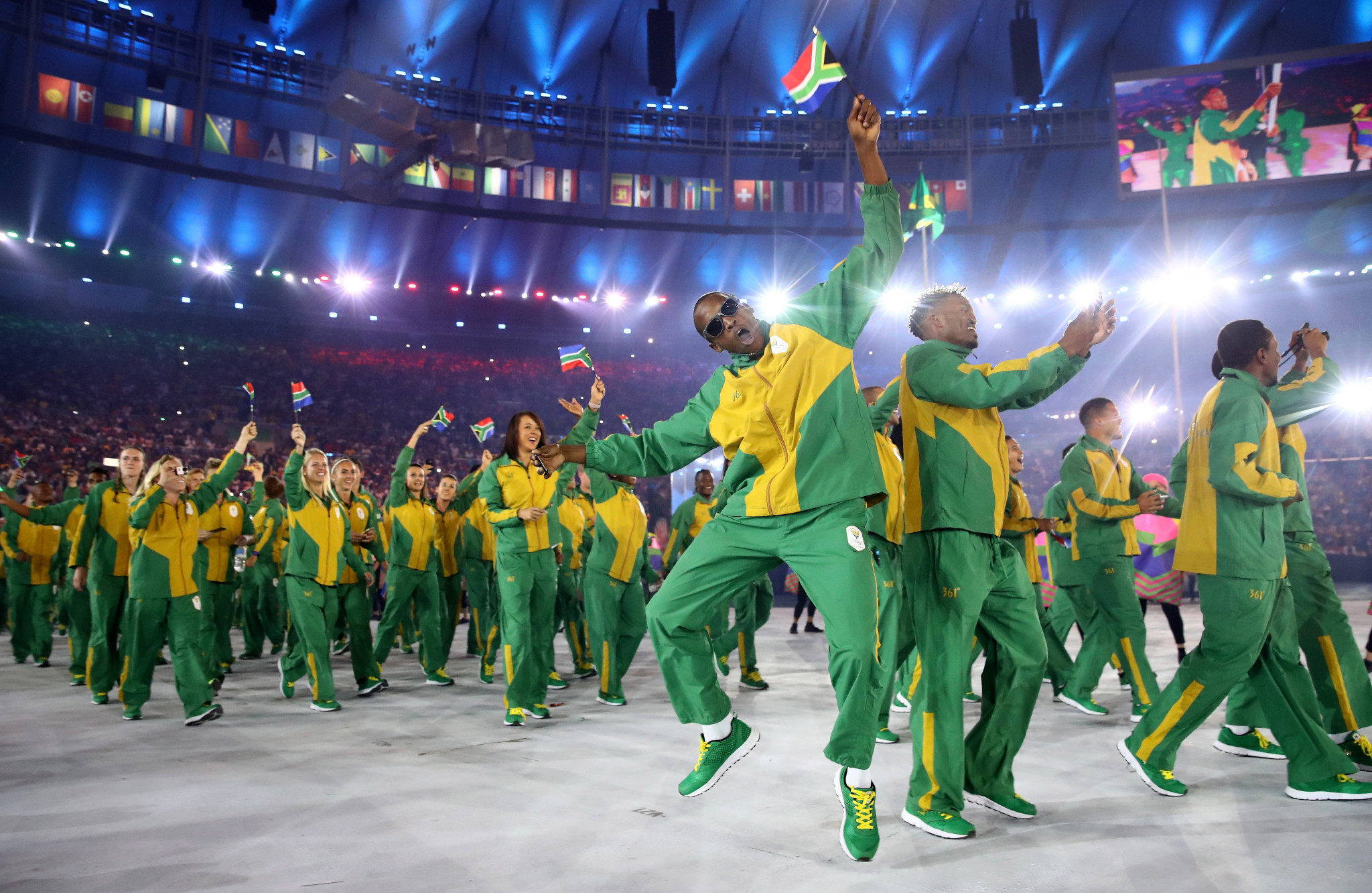 """South Africa to vaccinate Tokyo-bound athletes to ensure """"safe"""" Games"""