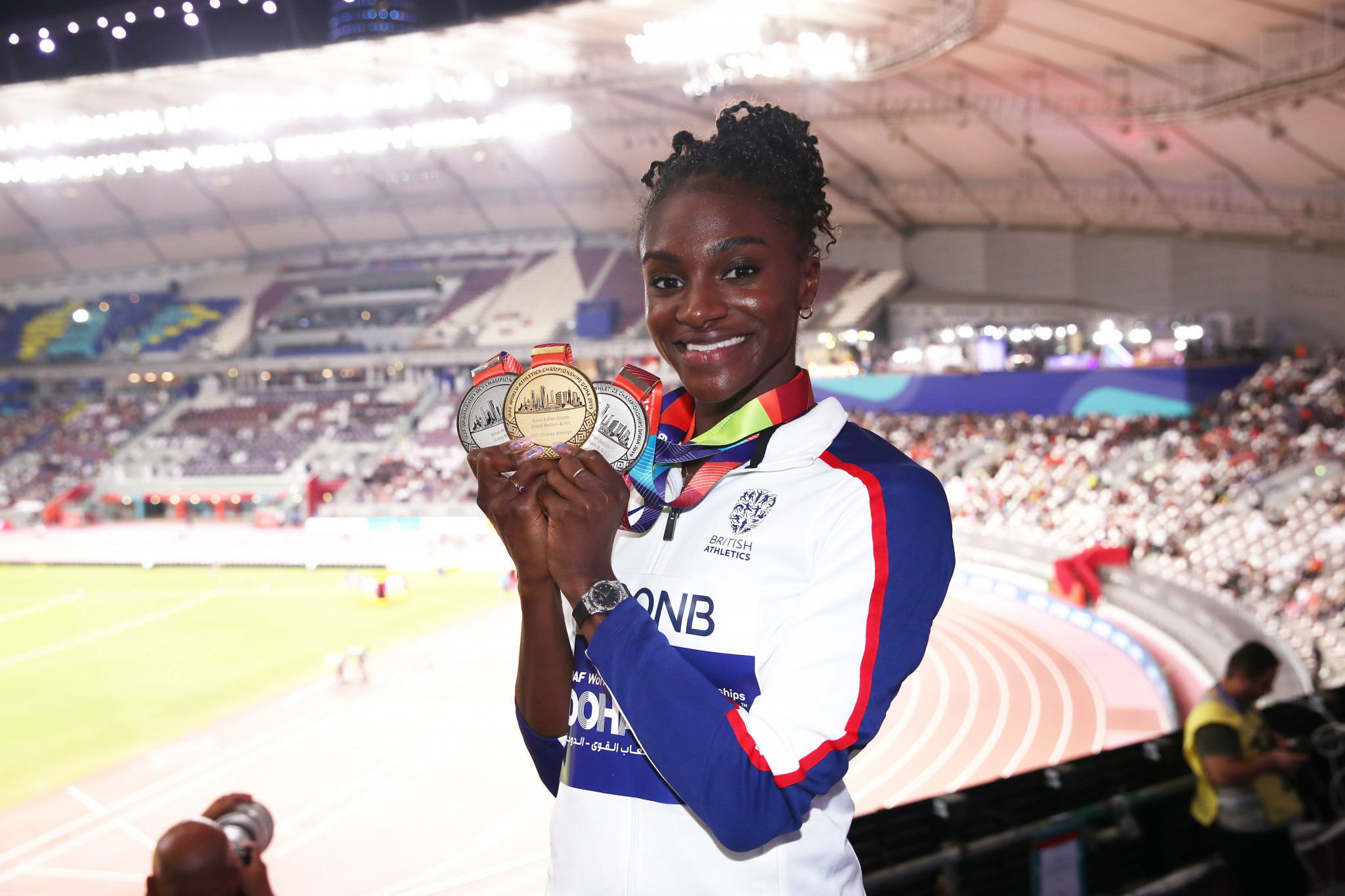 Sprint rivals Asher-Smith and Richardson united against IOC's Rule 50 ban on podium protests