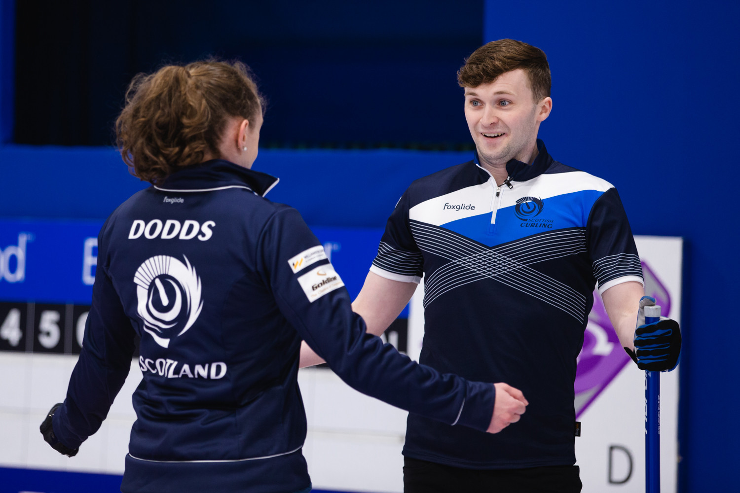 Scotland win gold on home ice at World Mixed Doubles Curling Championship