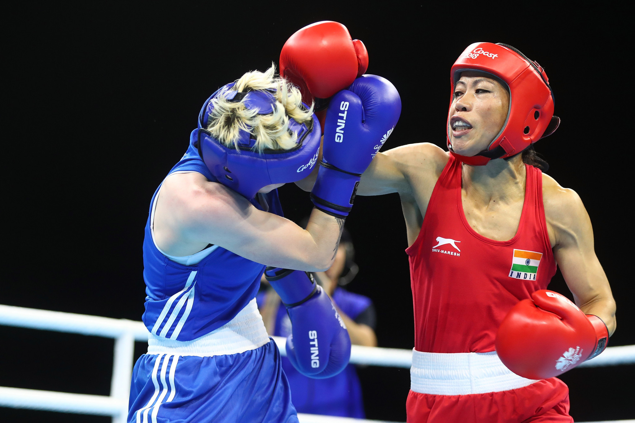 Mary Kom will be aiming to claim her sixth gold medal at the Asian Championships in Dubai ©Getty Images