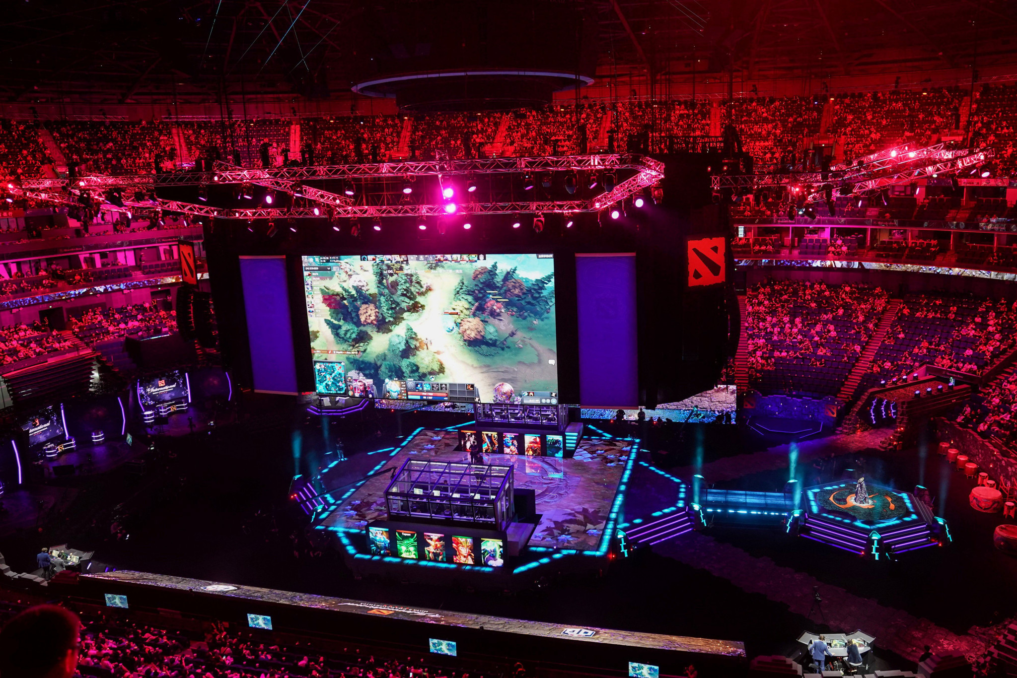 DOTA 2 is set to be part of the programme for the 2021 World Championship ©Getty Images