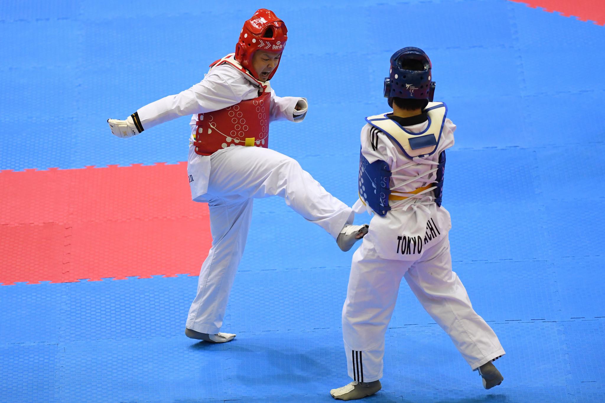 Para-taekwondo is due to make its Paralympic debut at Tokyo 2020 ©Getty Images