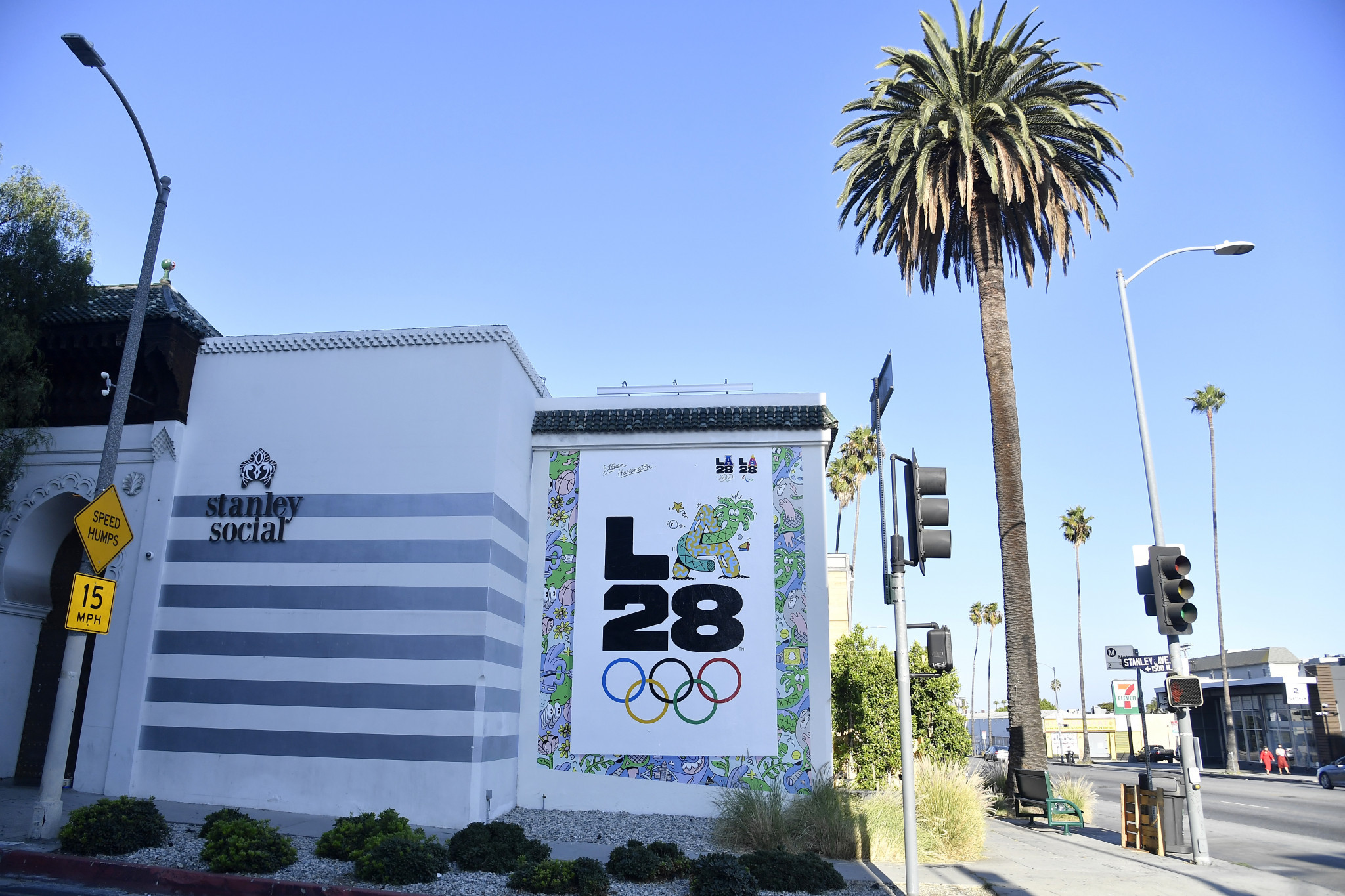 Up to $1 billion could be set aside for key Los Angeles 2028 transport projects ©Getty Images