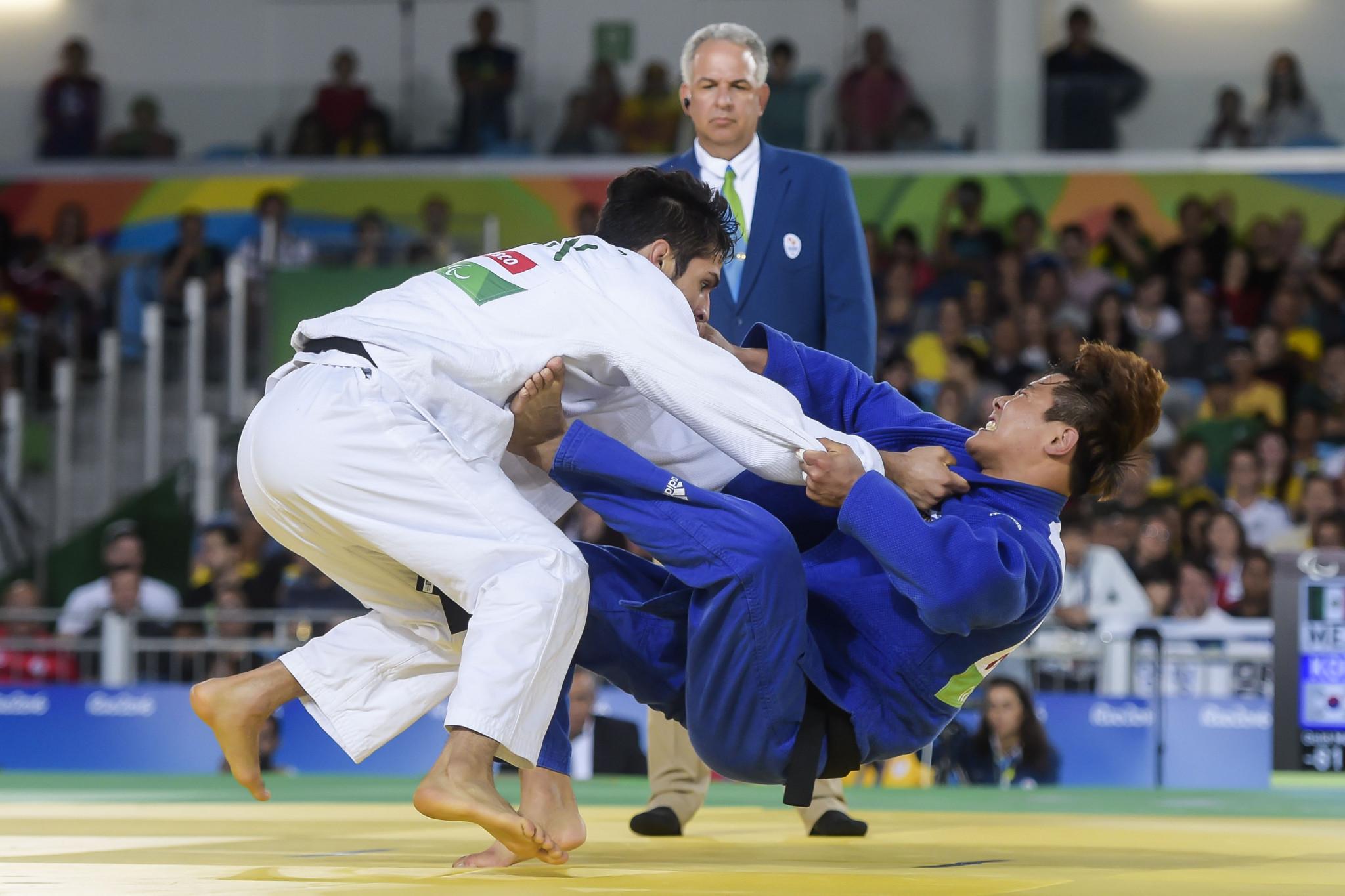 IBSA Judo Grand Prix to make long-awaited return as judokas eye Tokyo 2020 spots
