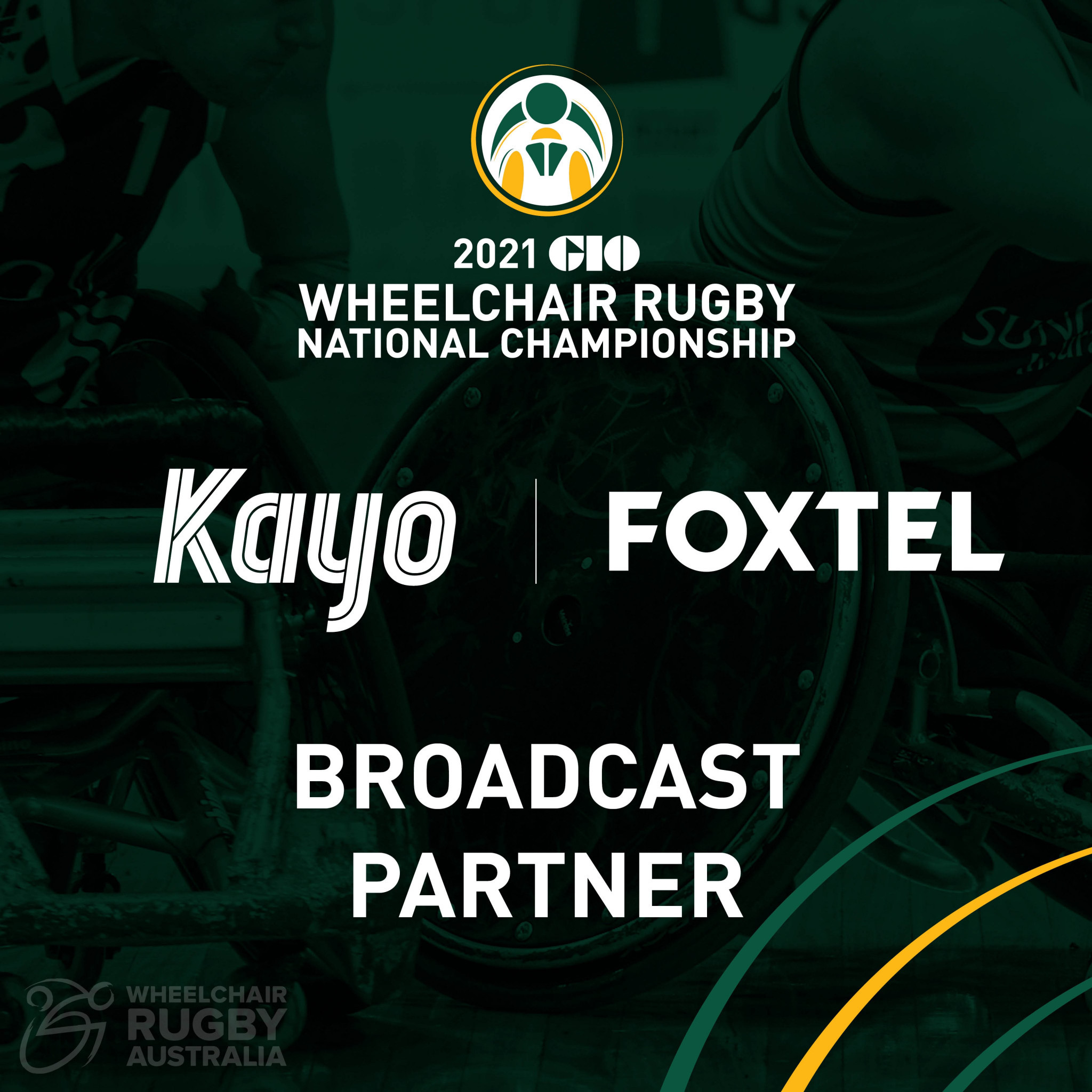 Australian Wheelchair Rugby National Championship to be streamed on Kayo Sports