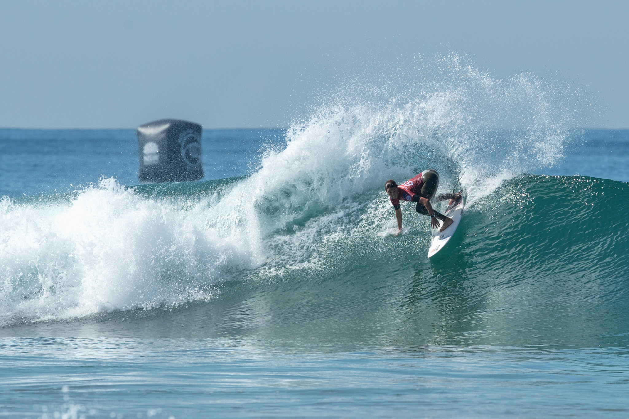 Medina and Fitzgibbons victorious at World Surf League leg on Rottnest Island