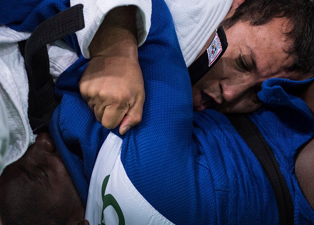 Rio 2016 bronze medallist Bologa lays down golden marker at IBSA Judo Grand Prix
