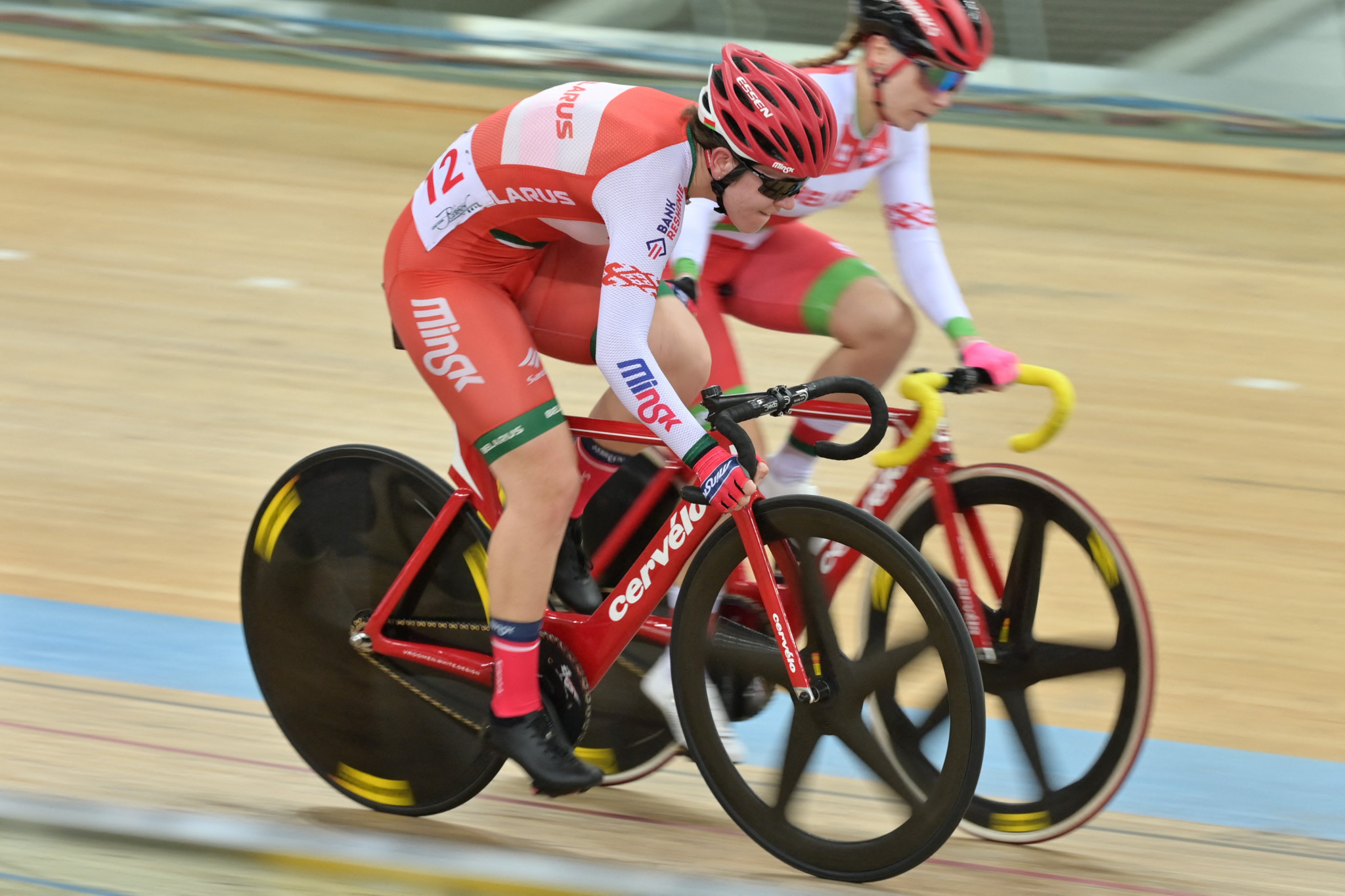UEC to make European Track Cycling Championships decision on Thursday amid renewed pressure to strip Belarus of event
