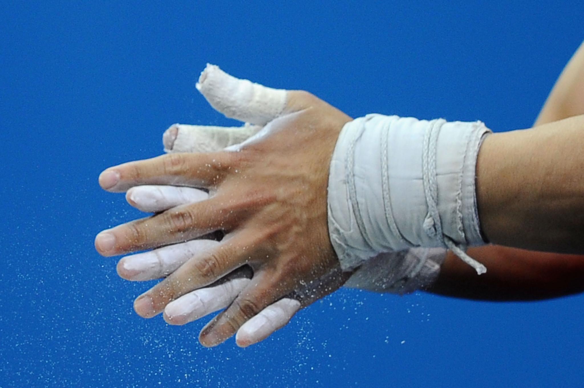 Kamila Konotop set a junior world record in Tashkent ©Getty Images