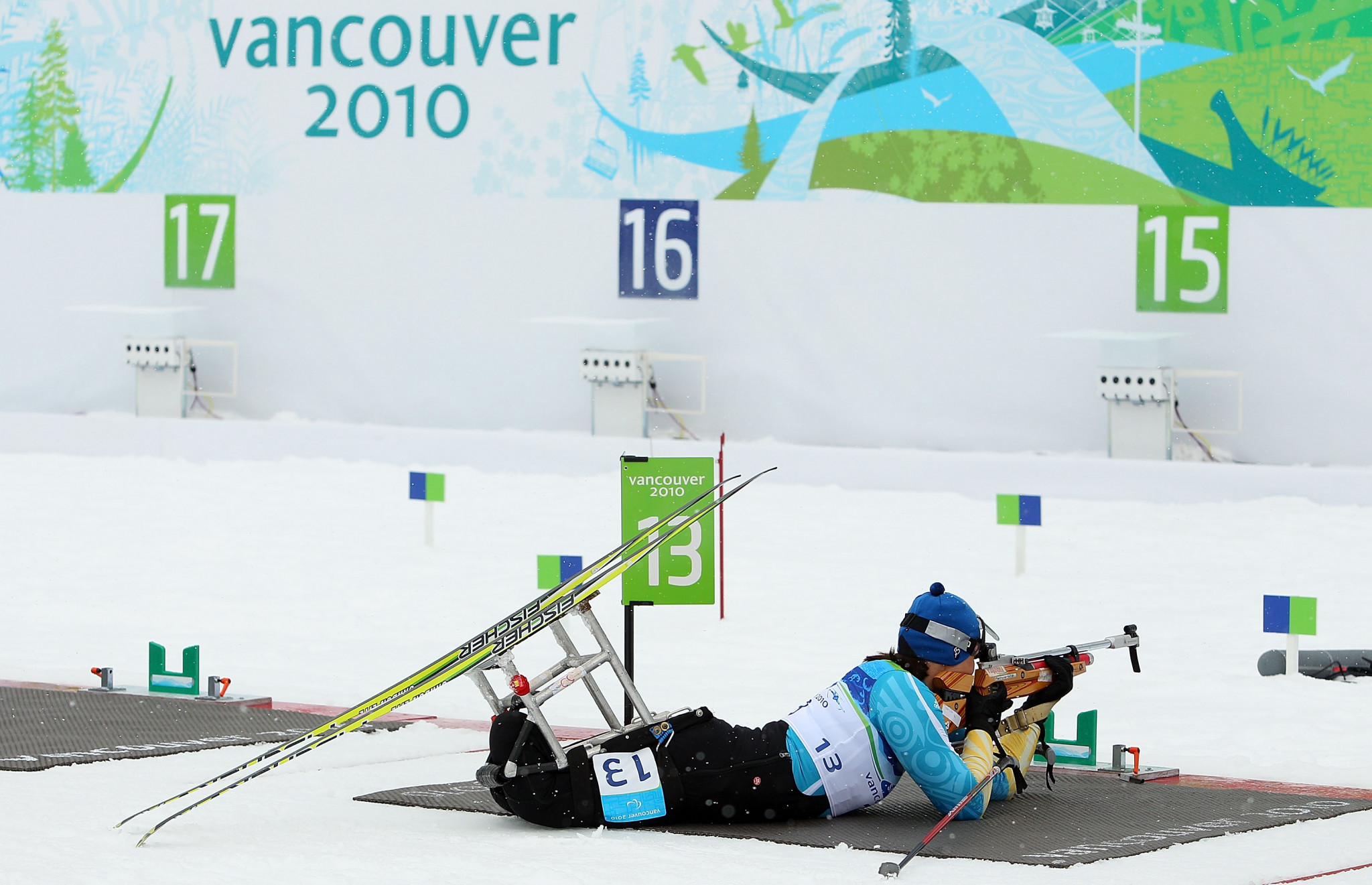 Ecoaims has provided shooting systems to every Winter Paralympics since Salt Lake City 2002 ©Getty Images