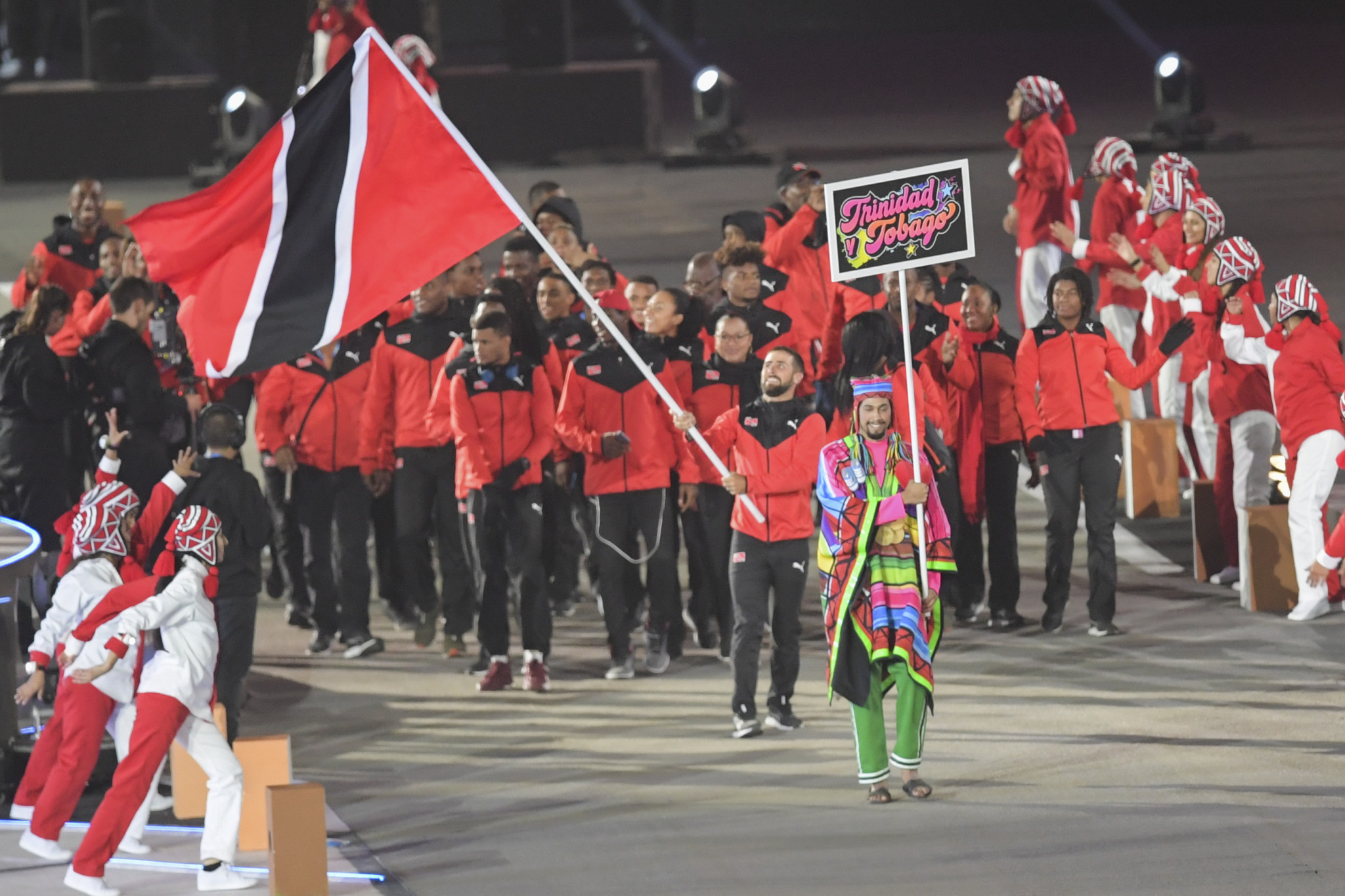 """Trinidad & Tobago NOC President admits challenge of vaccinating athletes a """"delicate issue"""""""
