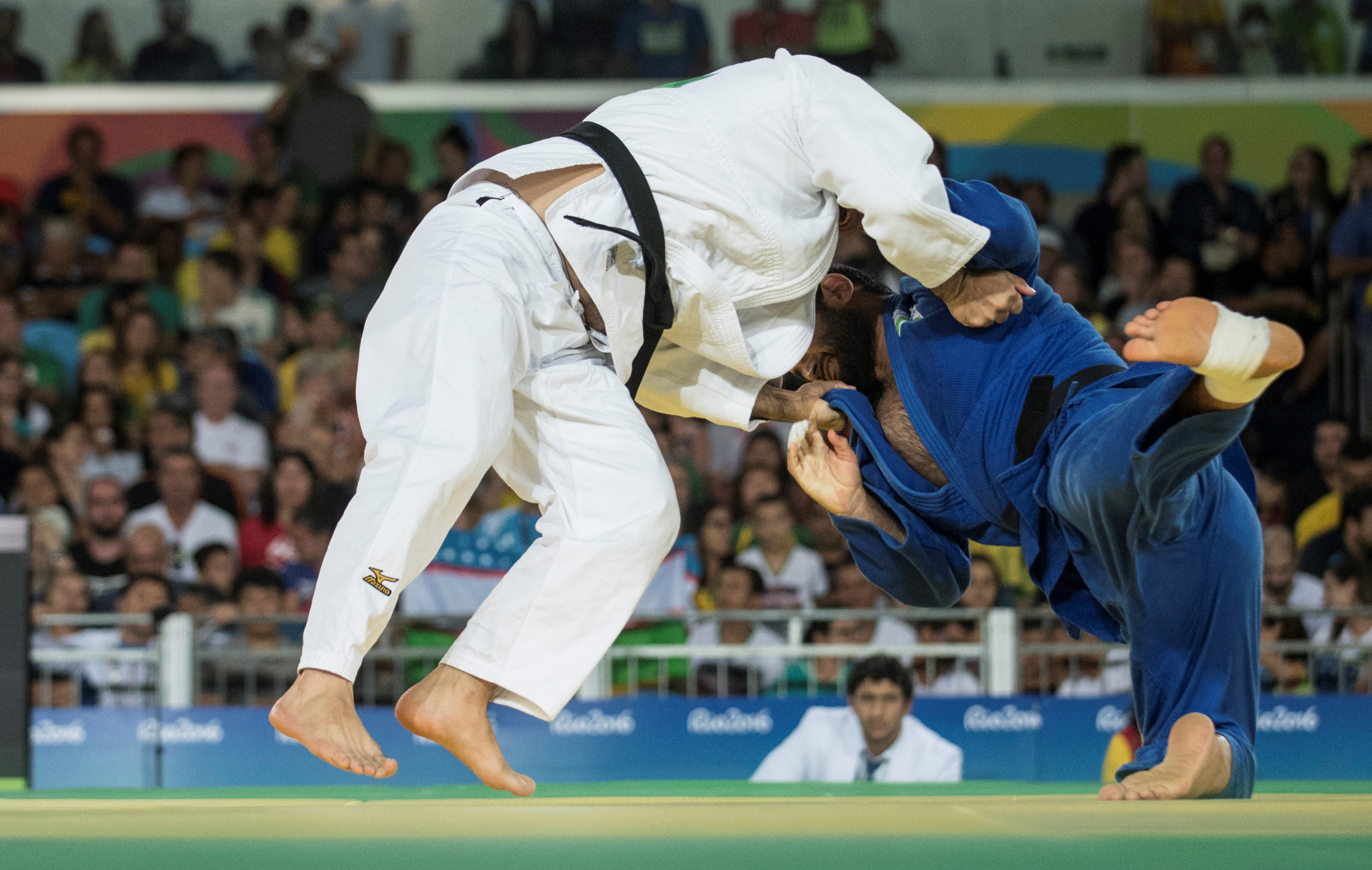 Brazil and Uzbekistan earn two golds each on final day of IBSA Judo Grand Prix in Baku