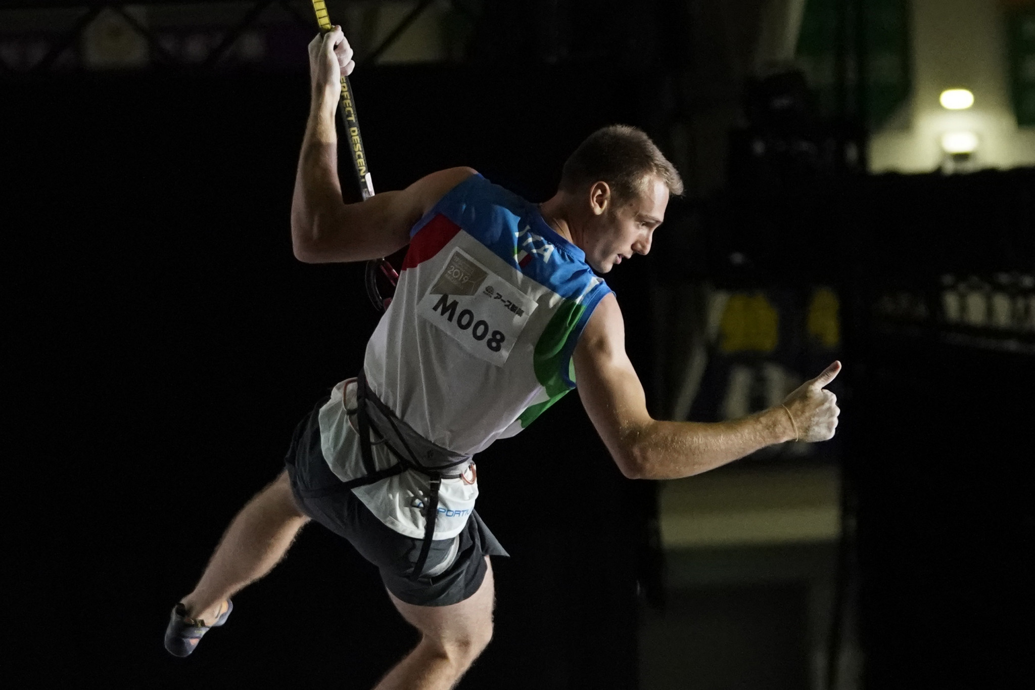 Speed climbers to get their chance at second IFSC World Cup in Salt Lake City