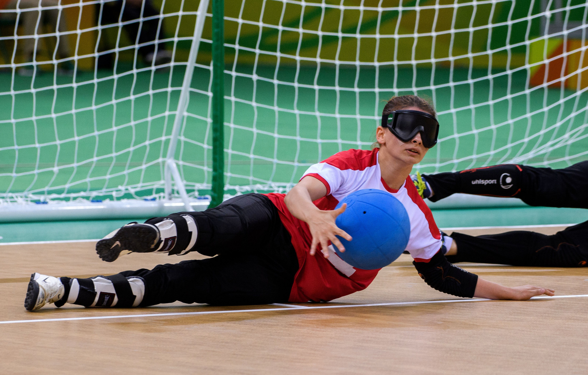 Goalball was devised in 1946 and made its Paralympic debut in 1976 ©Getty Images