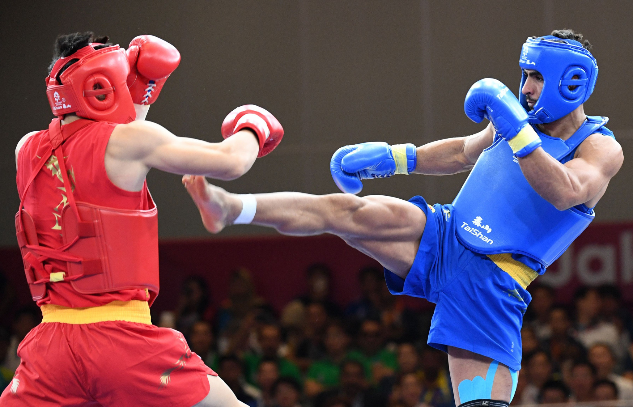 The International Wushu Federation has joined the IWGA as a full member with the sport set to make its third World Games appearance next year ©Getty Images