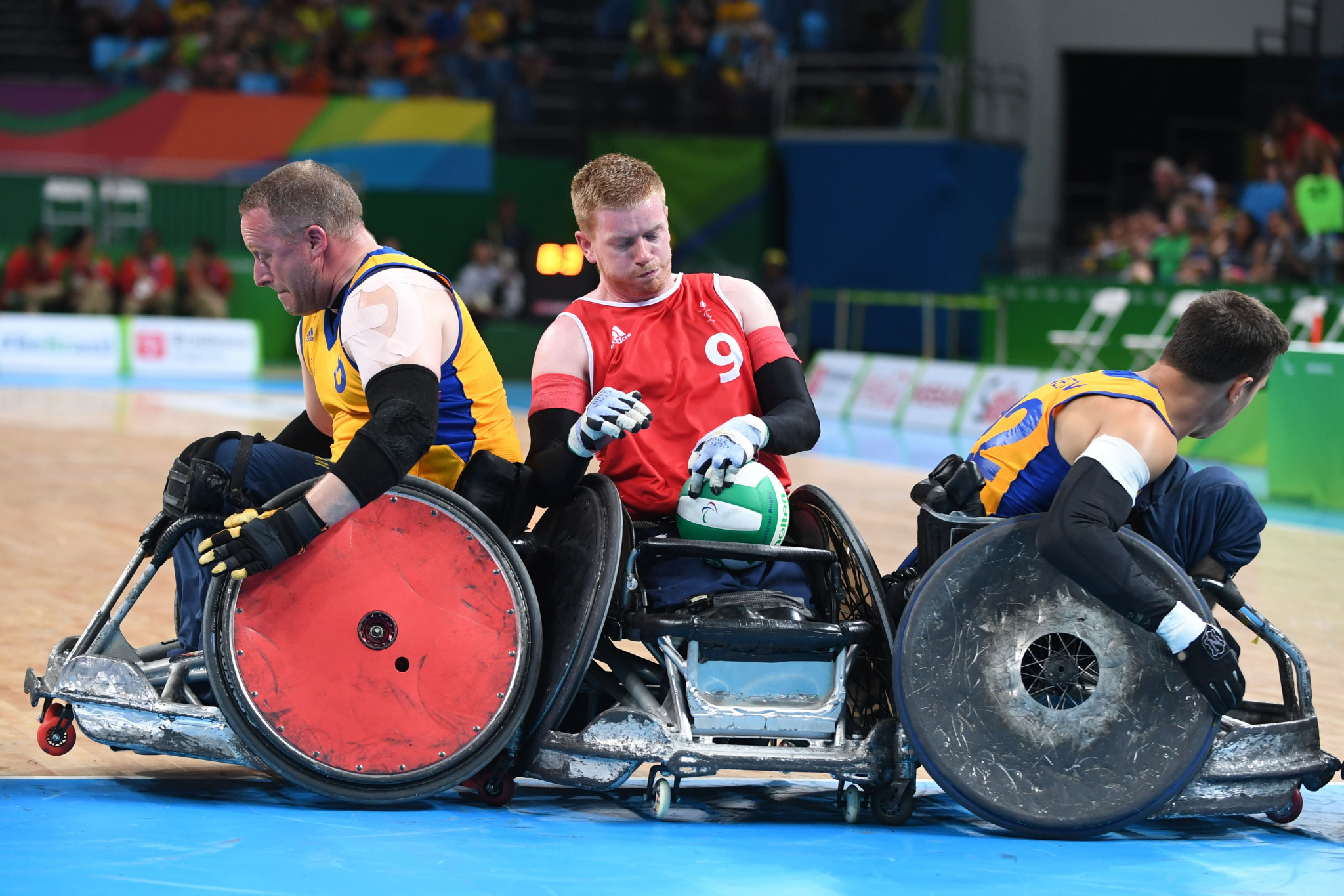 Britain will be among the medal contenders at the Tokyo 2020 Paralympic Games ©Getty Images