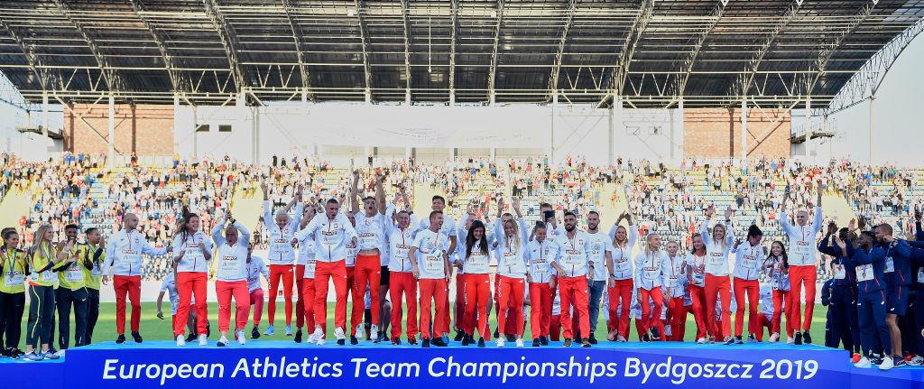 Poland to defend European Athletics Team Championships Super League title as Ukraine drop out after COVID-19 positives