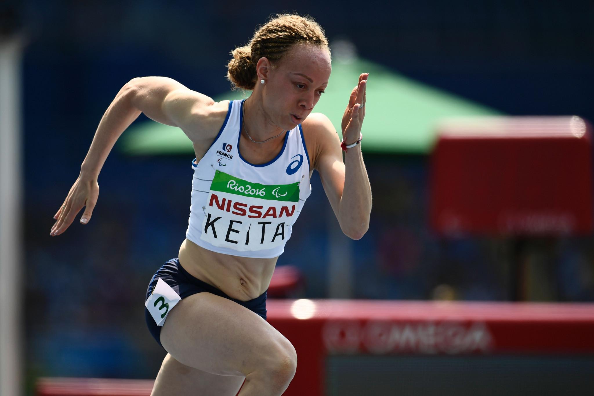 Rio 2016 gold medallist Nantenin Keita will compete at Tokyo 2020 ©Getty Images
