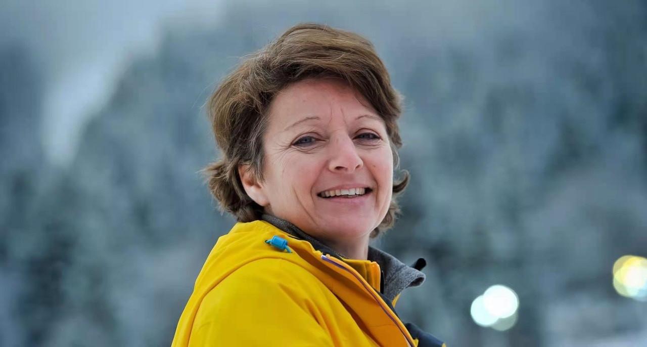 "Sarah Lewis described her dismissal as FIS secretary general as  ""brutal"" and ""humiliating"" ©Tom Traschel"