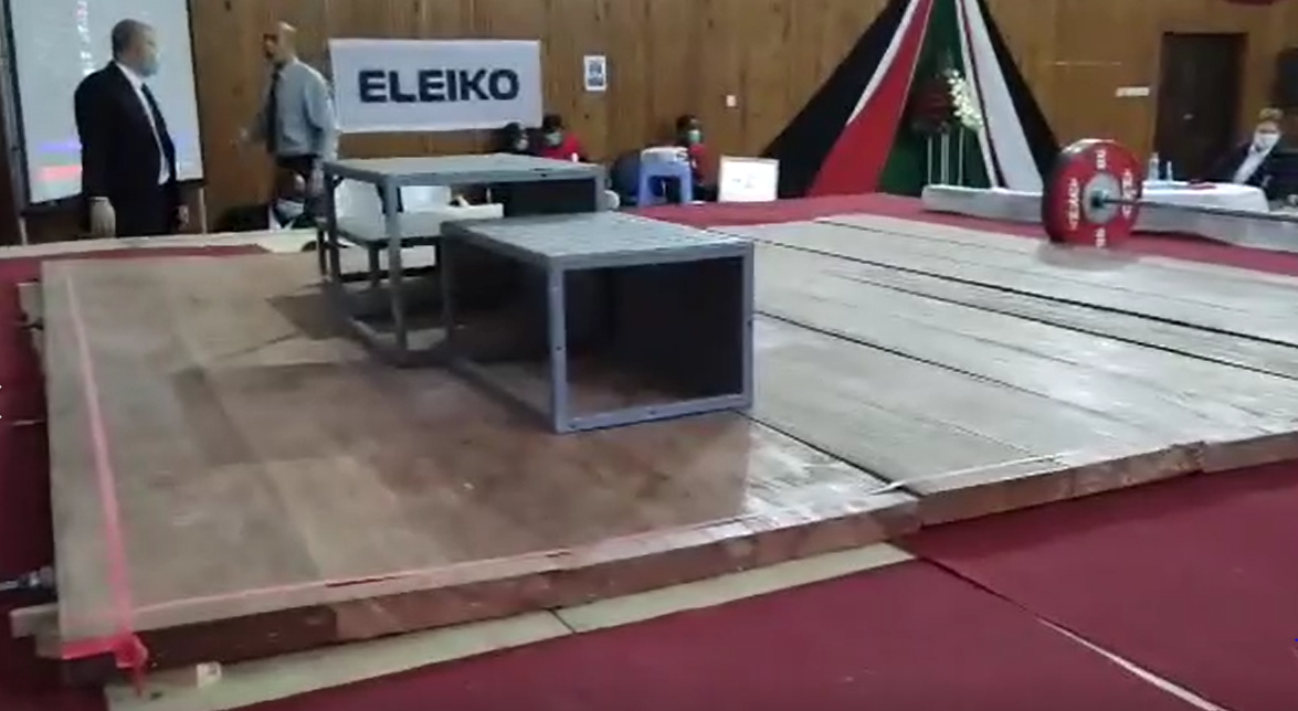 """Athletes slam """"shameful"""" conditions at African Weightlifting Championships"""