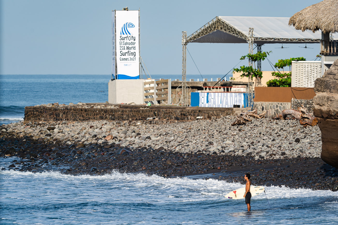 Competition is scheduled to begin today in El Salvador ©ISA/Ben Reed