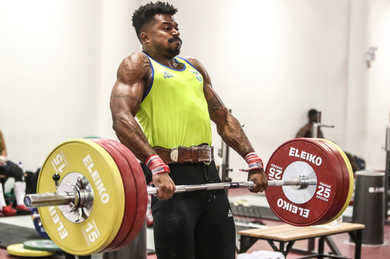 Thanks to the deal, Brazilian lifters will be able to train at the flagship Eleiko Sports Center facility in Halmstad in Sweden  ©CBLP